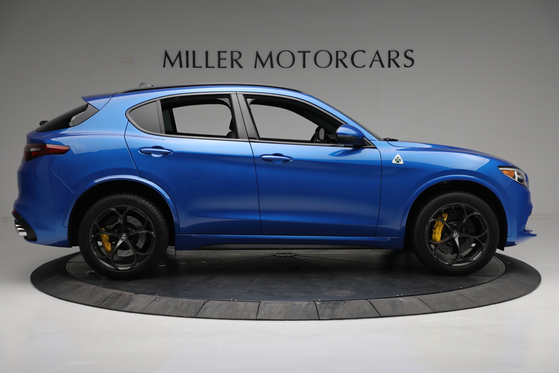 New 2019 Alfa Romeo Stelvio Quadrifoglio For Sale In Greenwich, CT 2867_p9