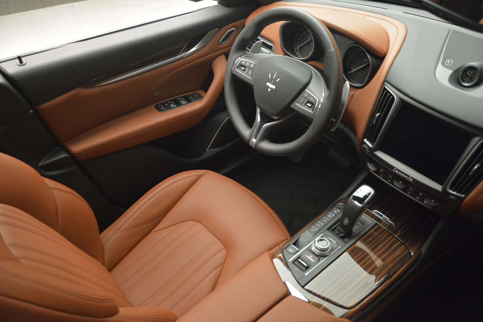 New 2019 Maserati Levante S Q4 GranLusso For Sale In Greenwich, CT 2868_p24