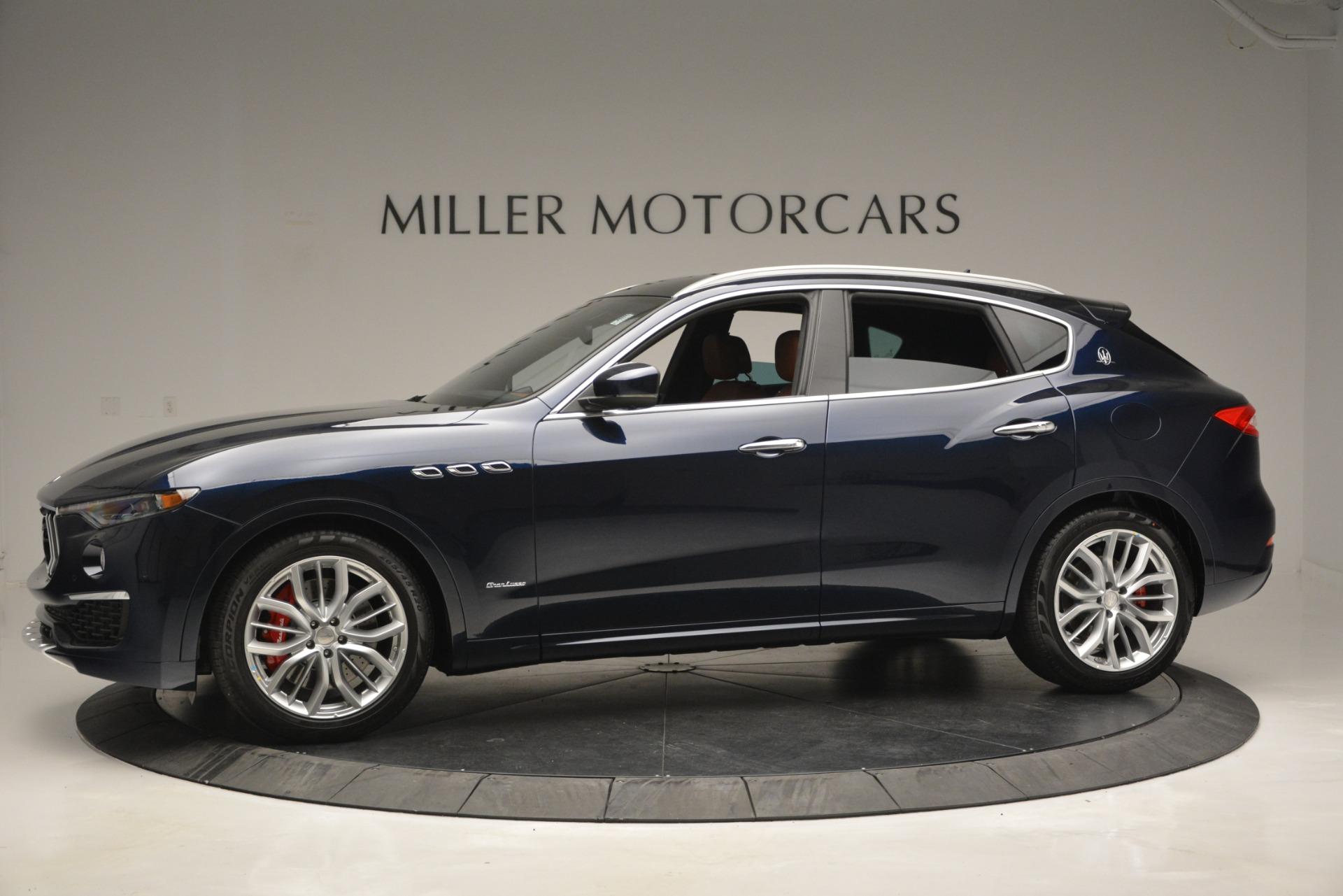 New 2019 Maserati Levante S Q4 GranLusso For Sale In Greenwich, CT 2868_p4