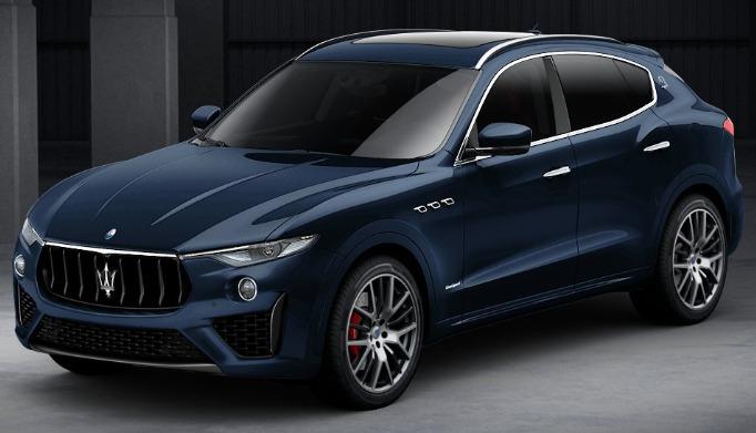 New 2019 Maserati Levante S Q4 GranSport For Sale In Greenwich, CT 2869_main