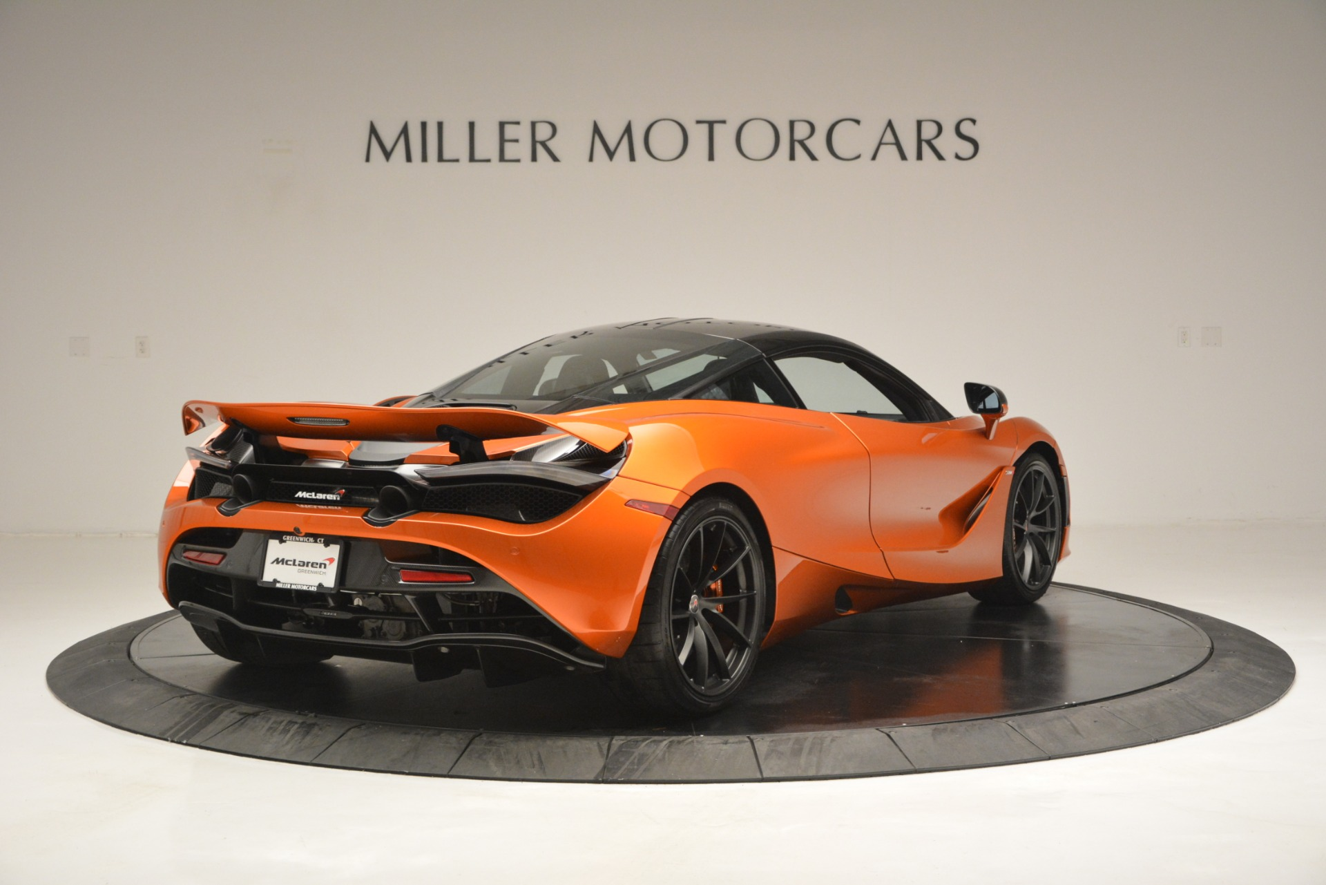 Used 2018 McLaren 720S Coupe For Sale In Greenwich, CT 2870_p7