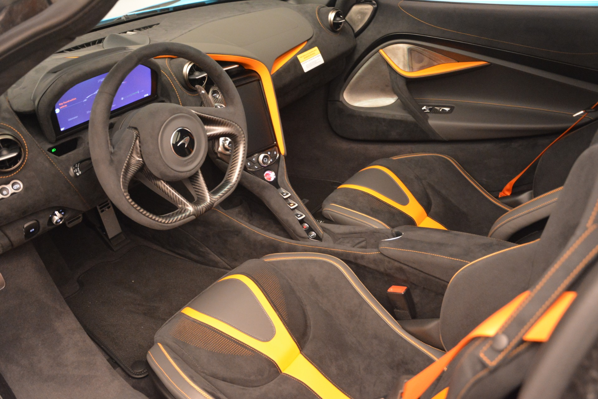 New 2019 McLaren 720S Coupe For Sale In Greenwich, CT 2871_p17