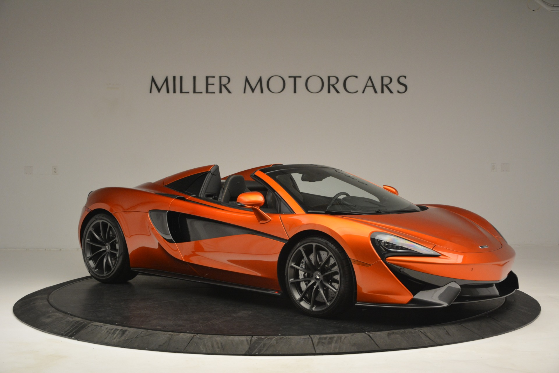New 2019 McLaren 570S Spider Convertible For Sale In Greenwich, CT 2872_p10