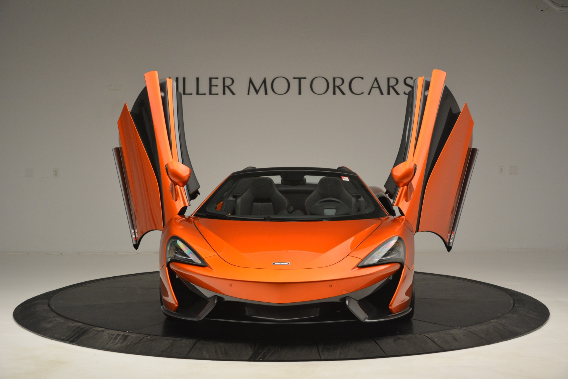 New 2019 McLaren 570S Spider Convertible For Sale In Greenwich, CT 2872_p12
