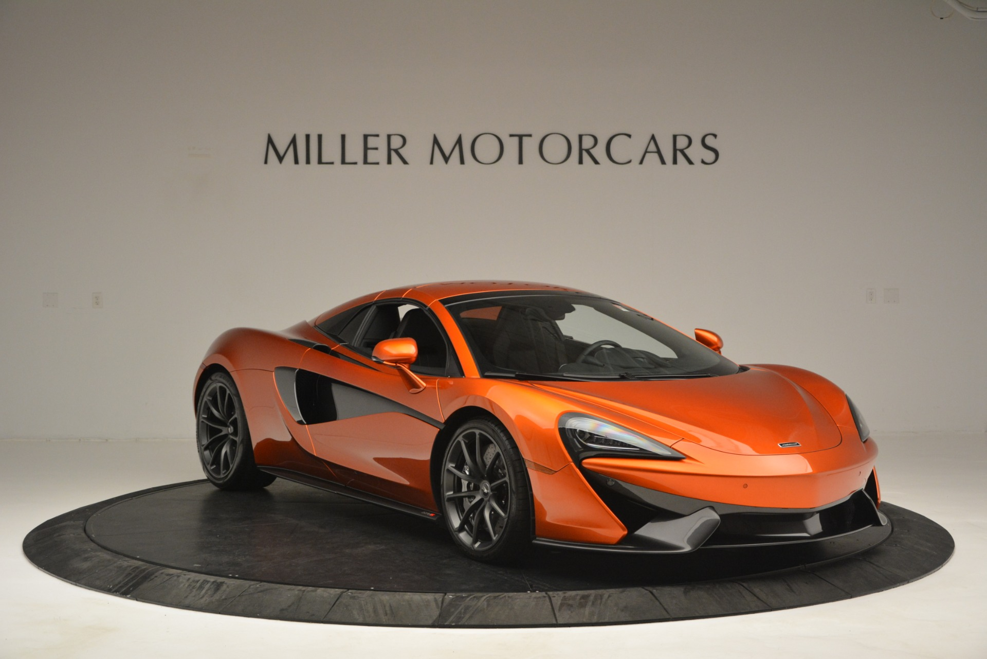 New 2019 McLaren 570S Spider Convertible For Sale In Greenwich, CT 2872_p21