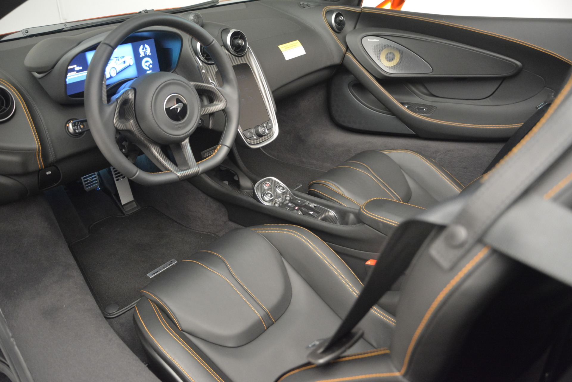 New 2019 McLaren 570S Spider Convertible For Sale In Greenwich, CT 2872_p23