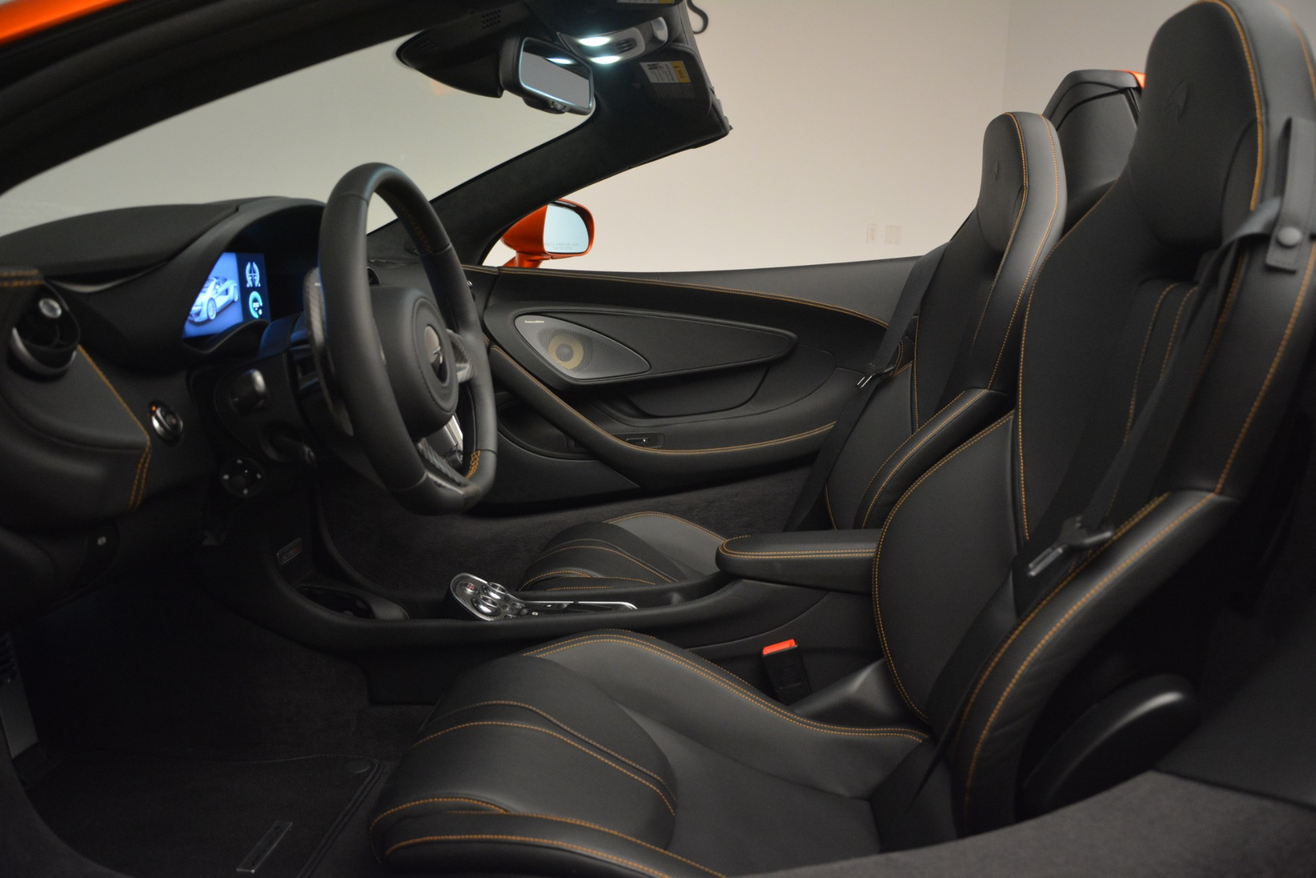 New 2019 McLaren 570S Spider Convertible For Sale In Greenwich, CT 2872_p24
