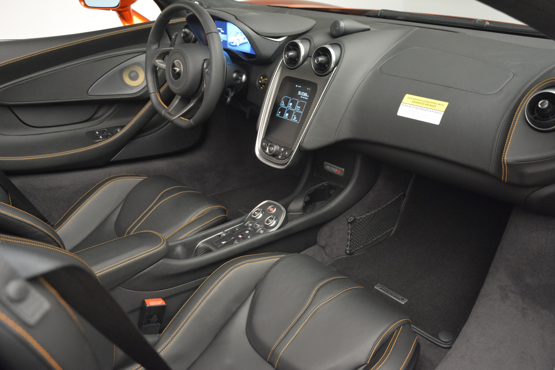 New 2019 McLaren 570S Spider Convertible For Sale In Greenwich, CT 2872_p26
