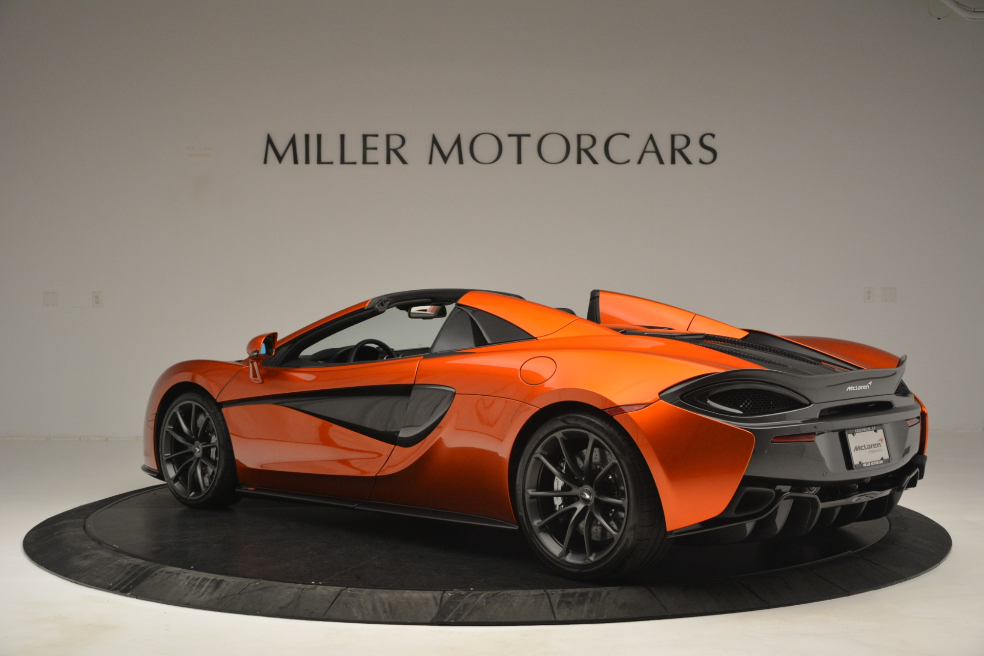New 2019 McLaren 570S Spider Convertible For Sale In Greenwich, CT 2872_p4