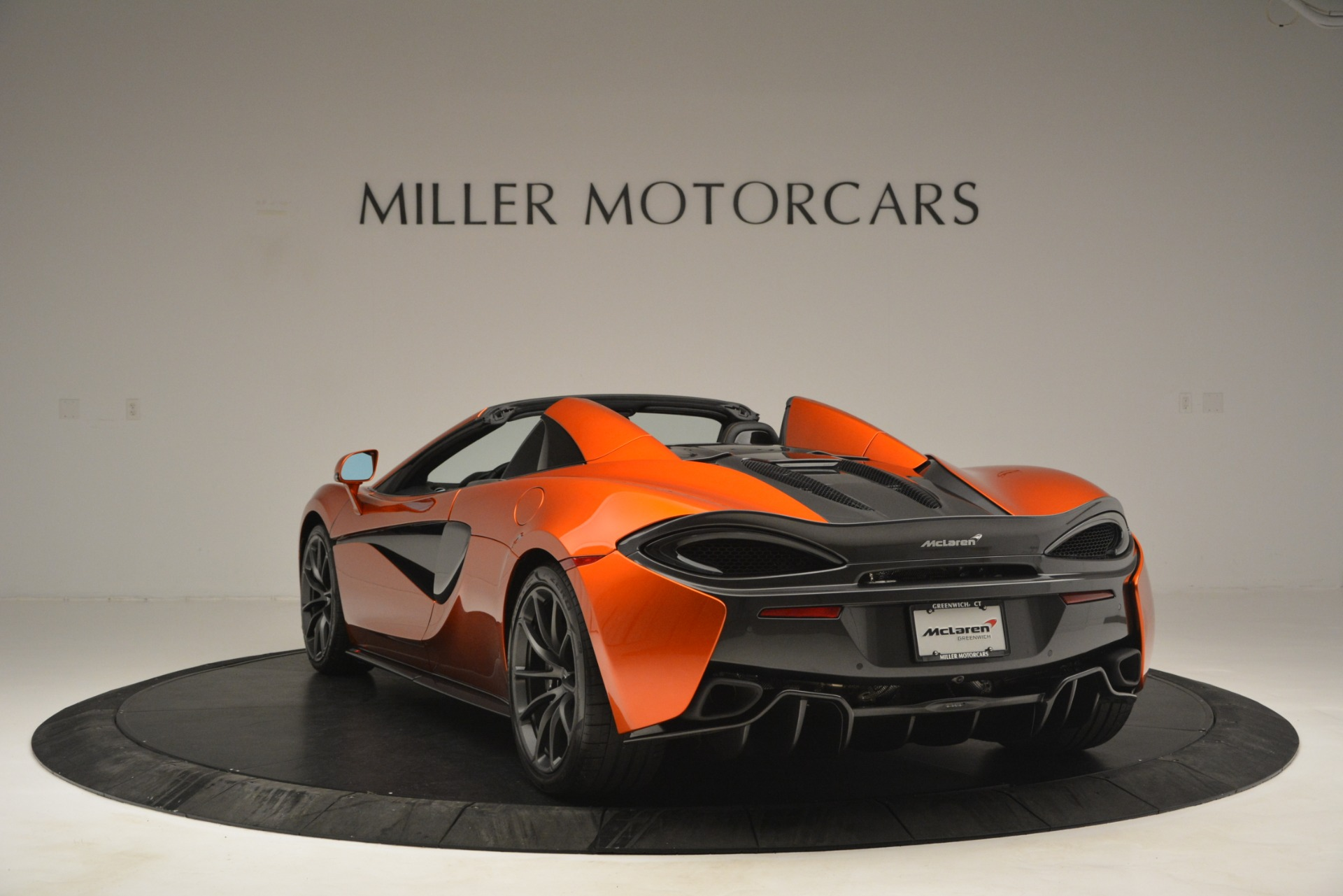 New 2019 McLaren 570S Spider Convertible For Sale In Greenwich, CT 2872_p5