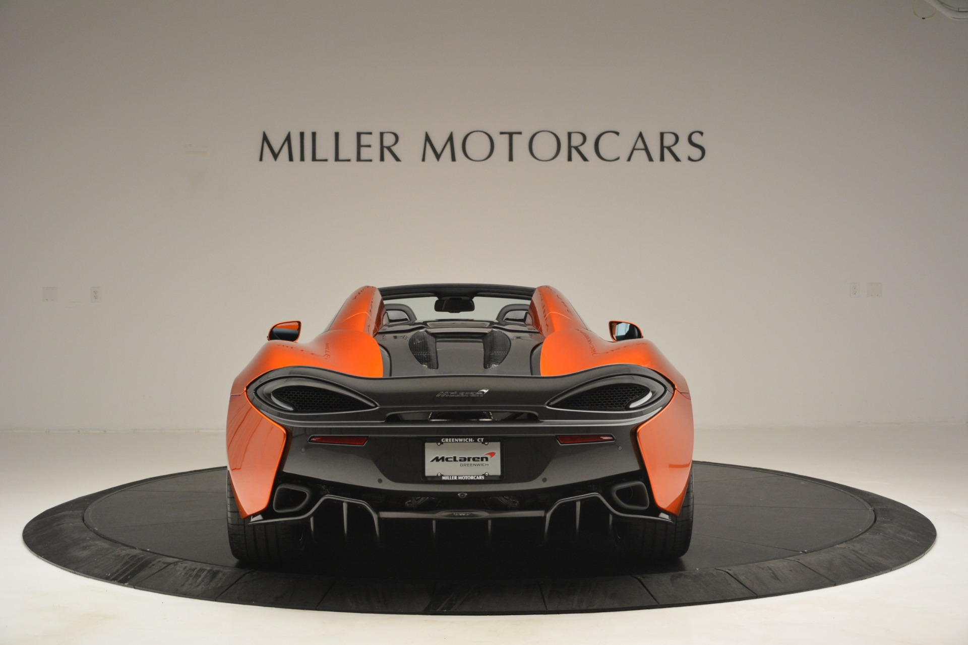 New 2019 McLaren 570S Spider Convertible For Sale In Greenwich, CT 2872_p6
