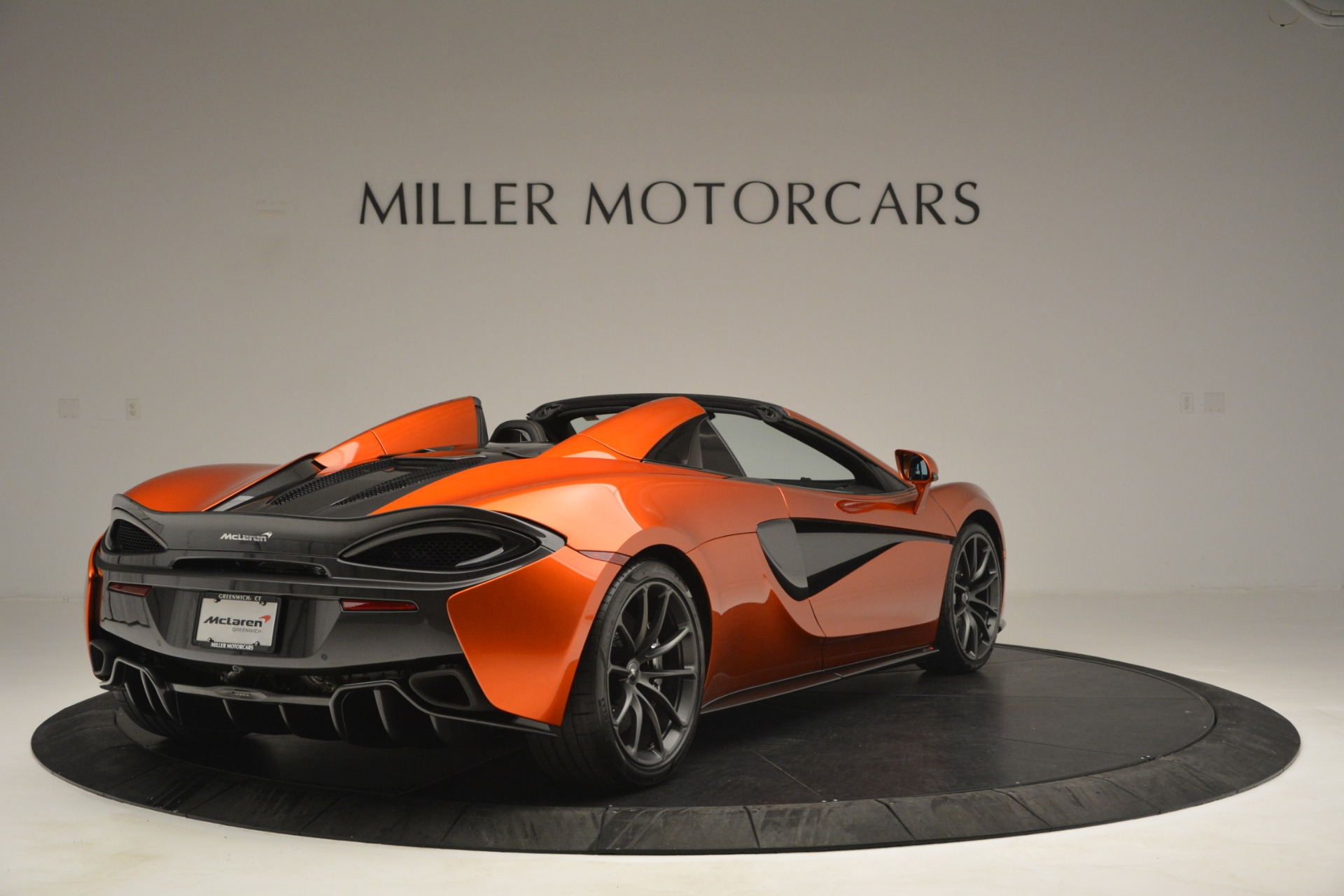 New 2019 McLaren 570S Spider Convertible For Sale In Greenwich, CT 2872_p7