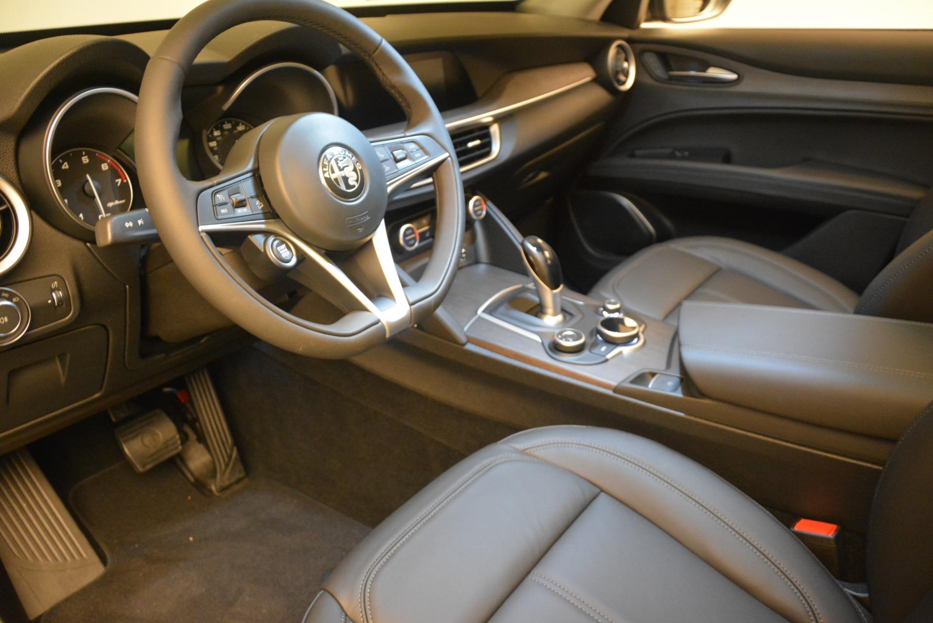 New 2019 Alfa Romeo Stelvio Ti Q4 For Sale In Greenwich, CT 2876_p13