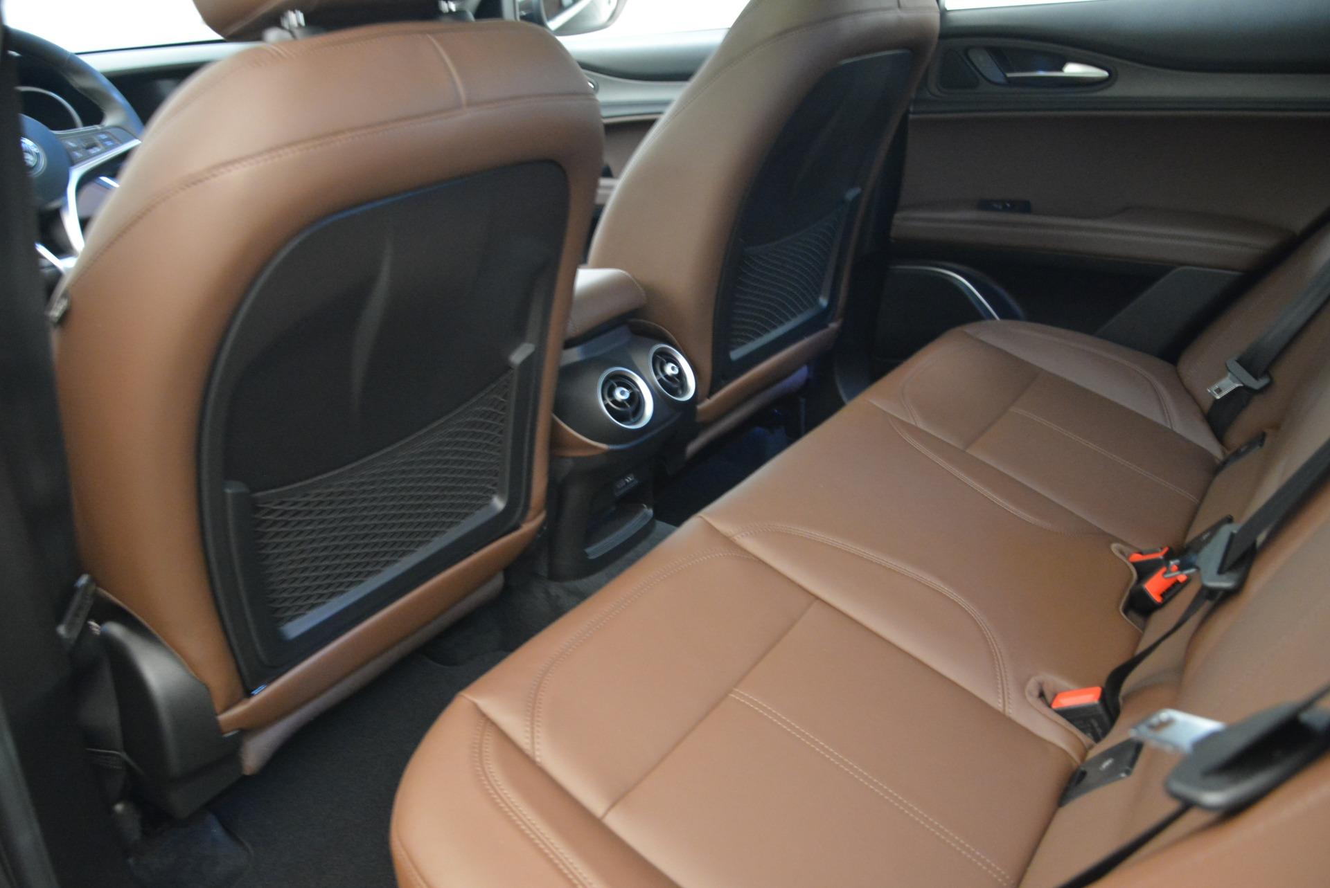 New 2019 Alfa Romeo Stelvio Ti Q4 For Sale In Greenwich, CT 2877_p12