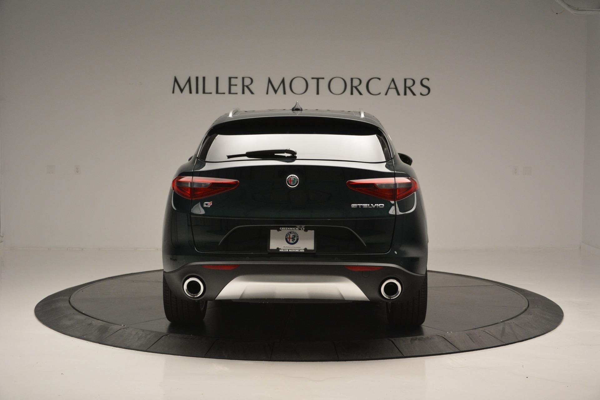 New 2019 Alfa Romeo Stelvio Ti Q4 For Sale In Greenwich, CT 2877_p7