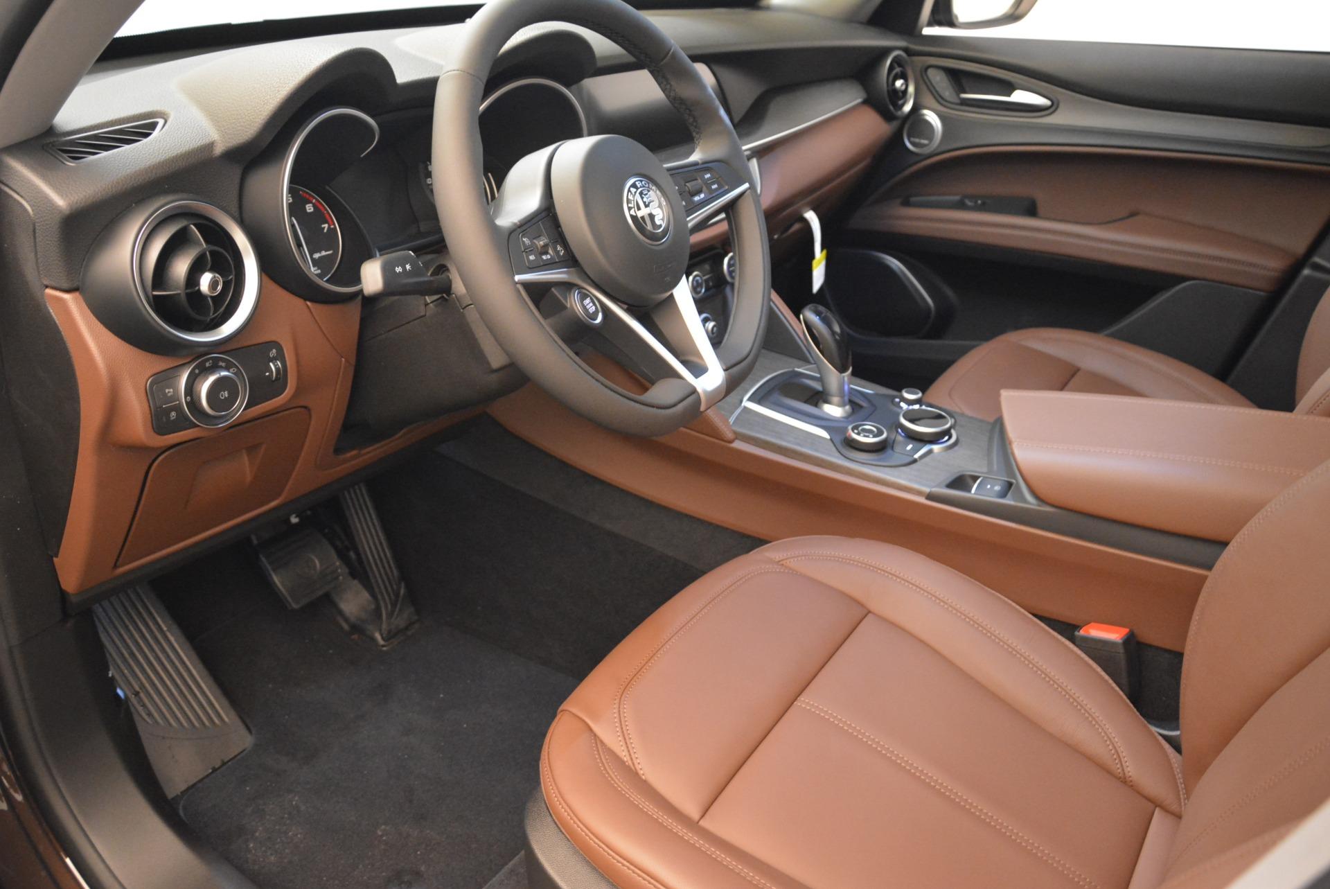 New 2019 Alfa Romeo Stelvio Ti Q4 For Sale In Greenwich, CT 2877_p9