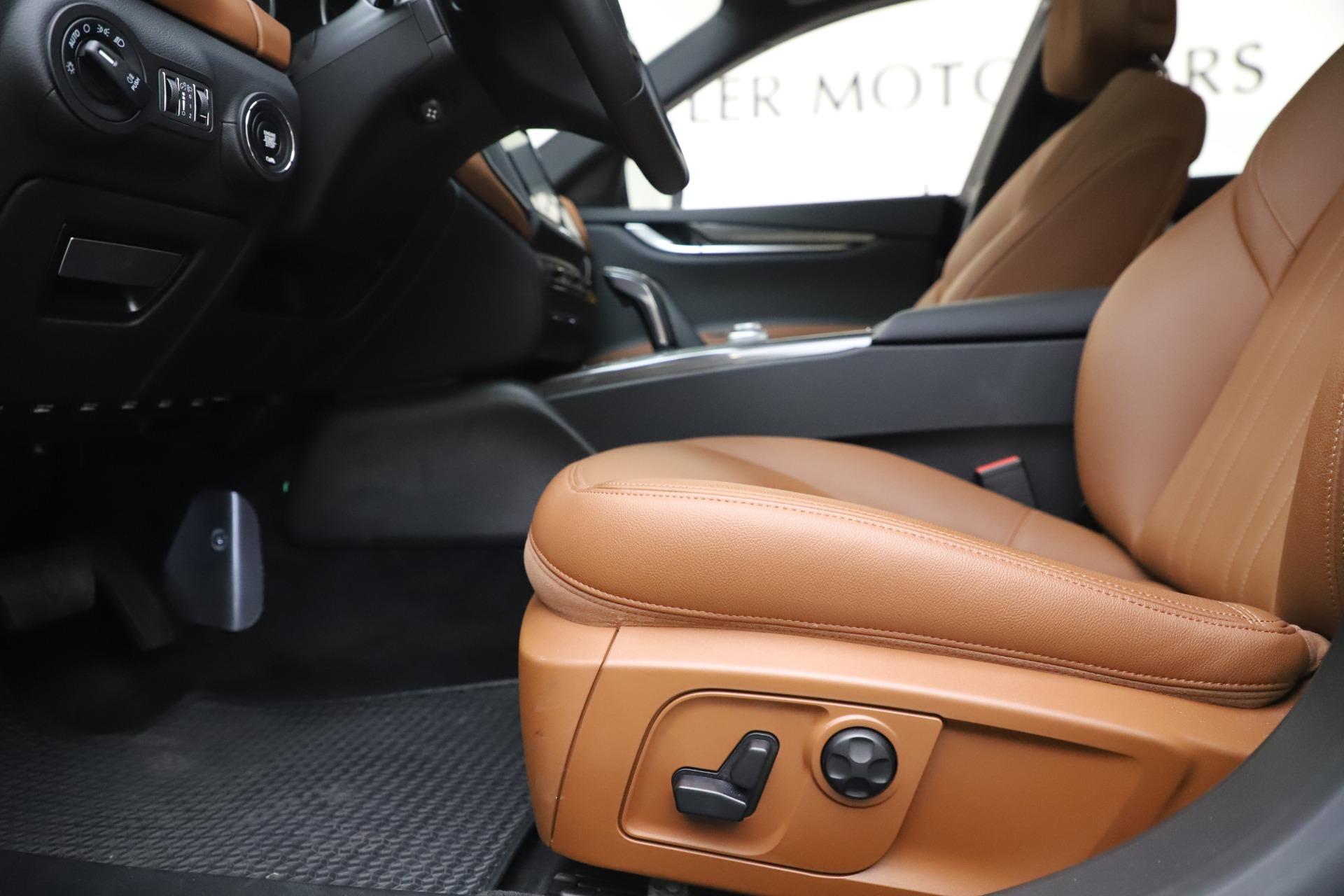 New 2019 Maserati Ghibli S Q4 For Sale In Greenwich, CT 2879_p14