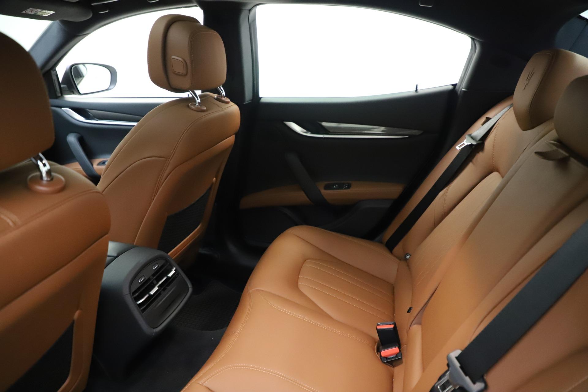 New 2019 Maserati Ghibli S Q4 For Sale In Greenwich, CT 2879_p19