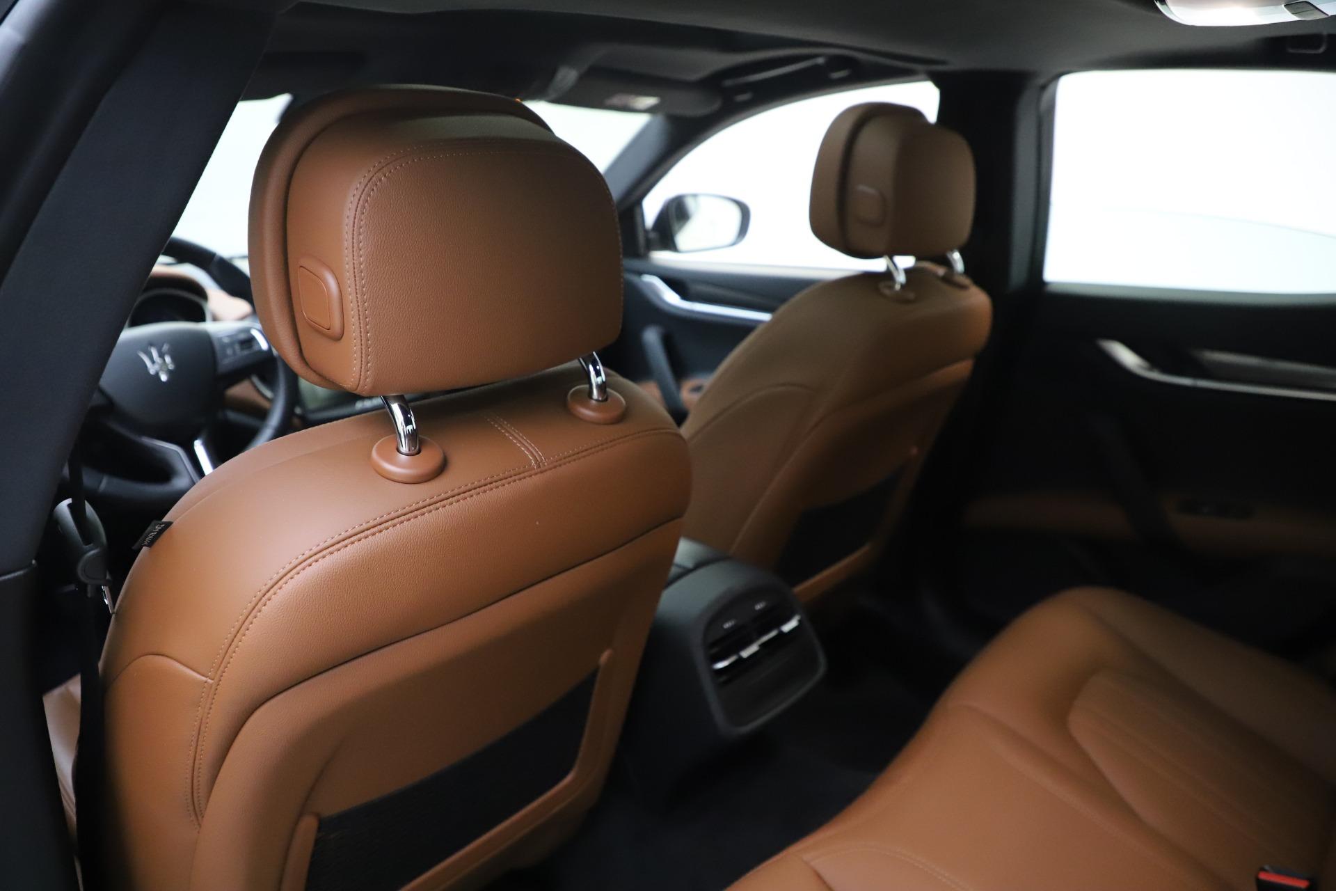 New 2019 Maserati Ghibli S Q4 For Sale In Greenwich, CT 2879_p20
