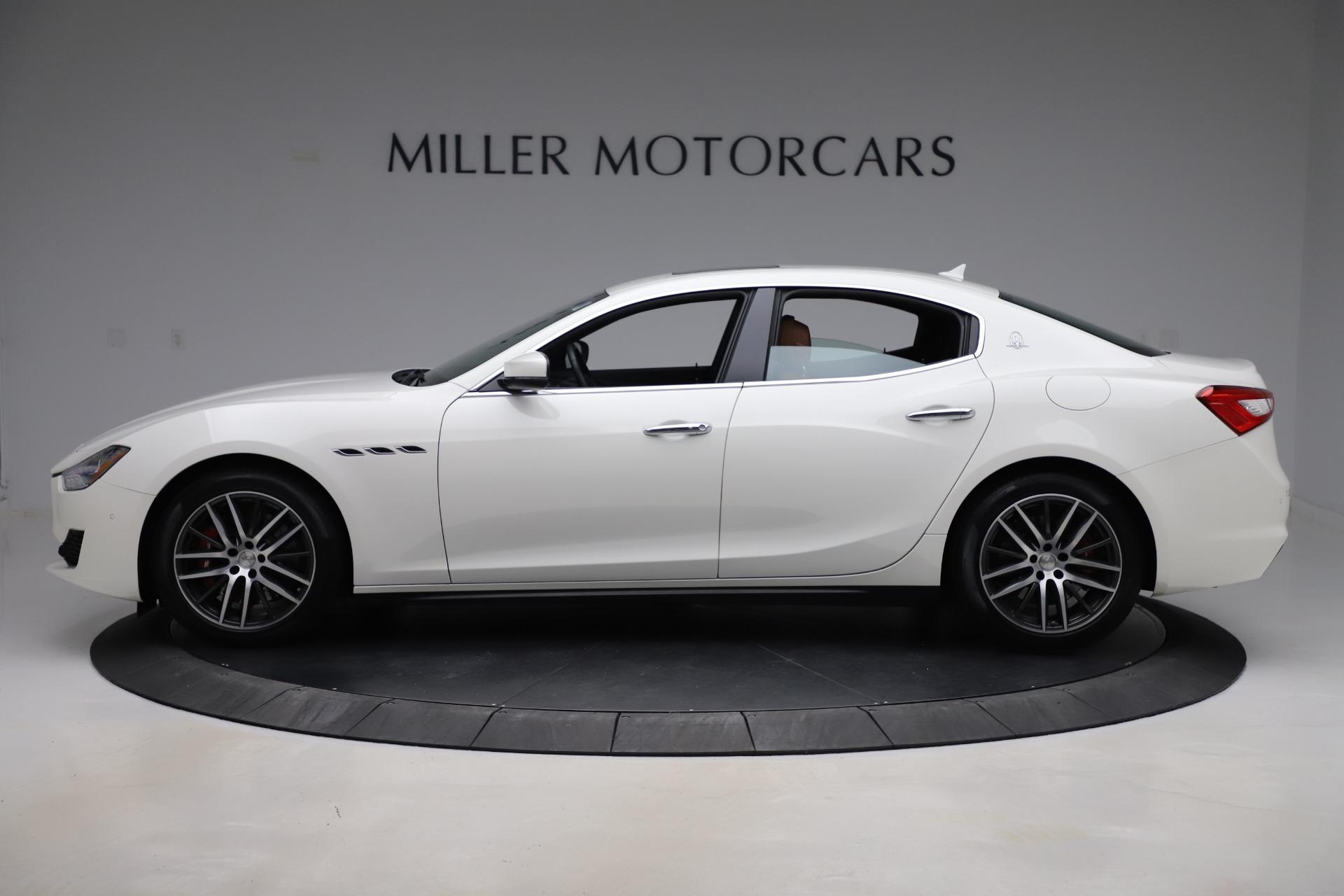 New 2019 Maserati Ghibli S Q4 For Sale In Greenwich, CT 2879_p3