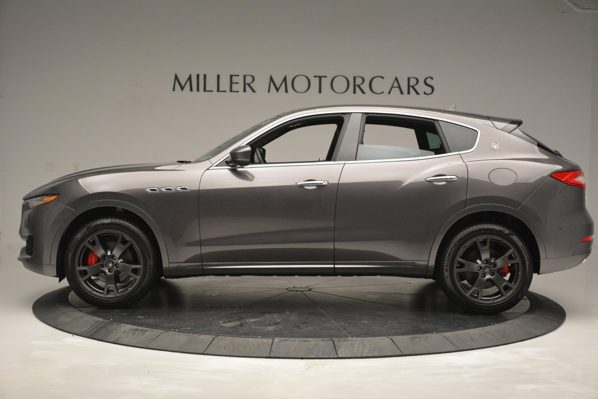 New 2019 Maserati Levante Q4 For Sale In Greenwich, CT 2880_p4