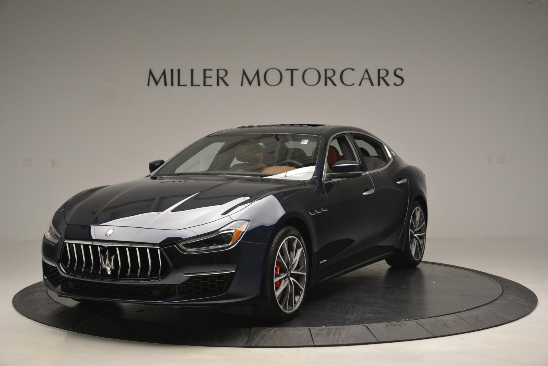 New 2019 Maserati Ghibli S Q4 GranLusso For Sale In Greenwich, CT 2882_main