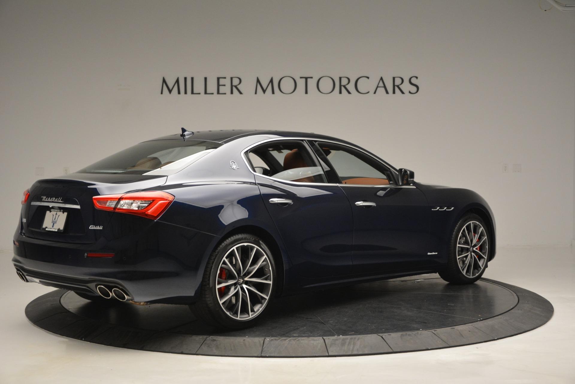 New 2019 Maserati Ghibli S Q4 GranLusso For Sale In Greenwich, CT 2882_p11