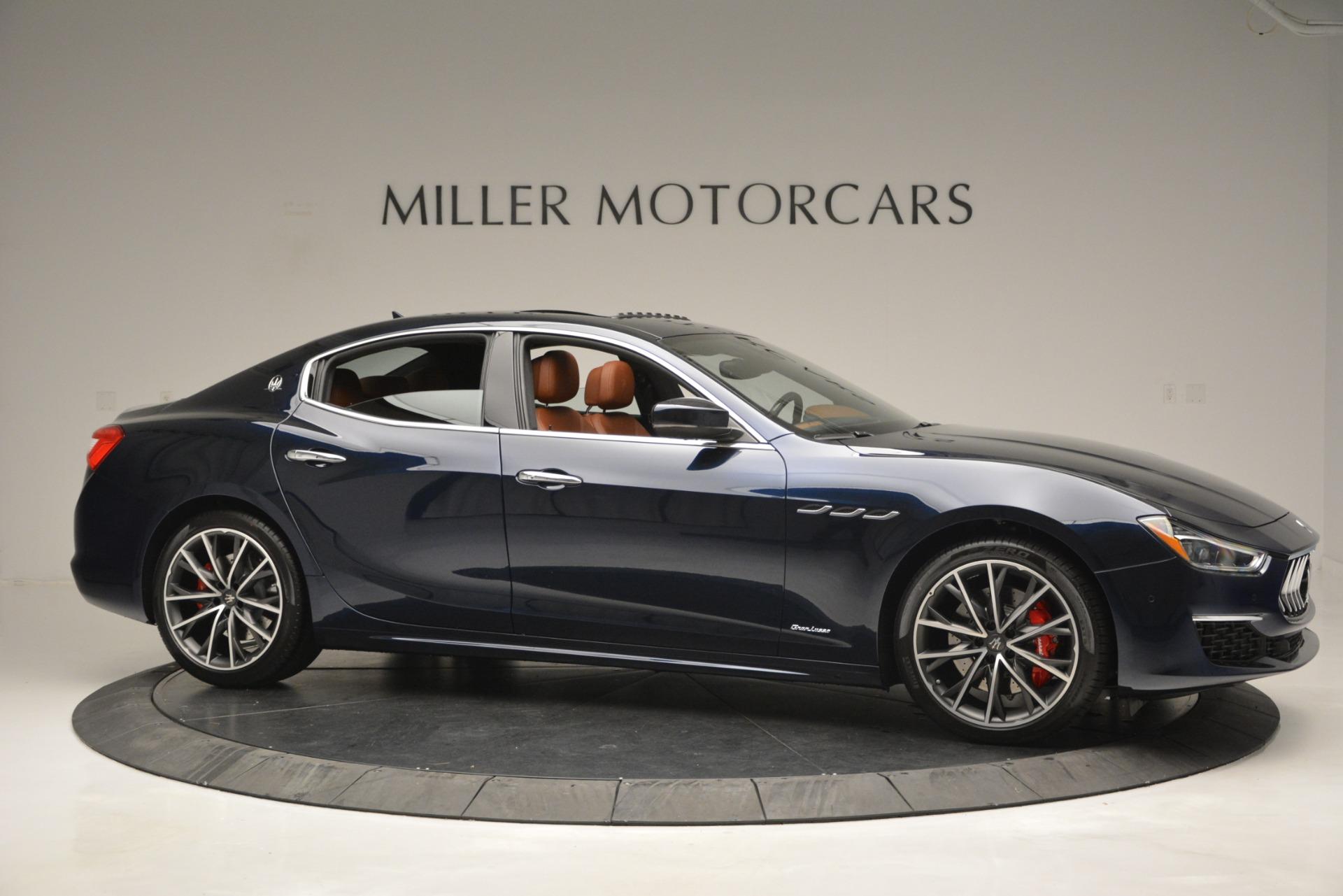 New 2019 Maserati Ghibli S Q4 GranLusso For Sale In Greenwich, CT 2882_p14