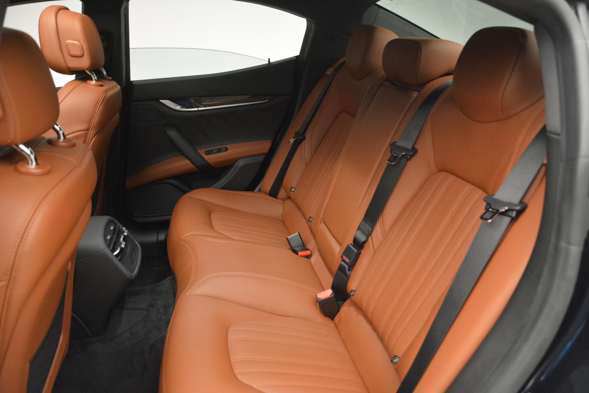 New 2019 Maserati Ghibli S Q4 GranLusso For Sale In Greenwich, CT 2882_p21