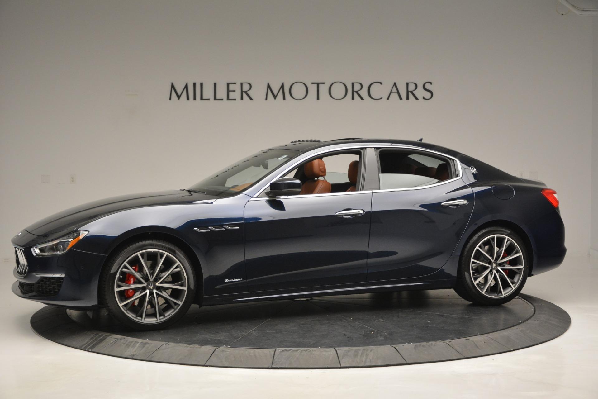 New 2019 Maserati Ghibli S Q4 GranLusso For Sale In Greenwich, CT 2882_p3