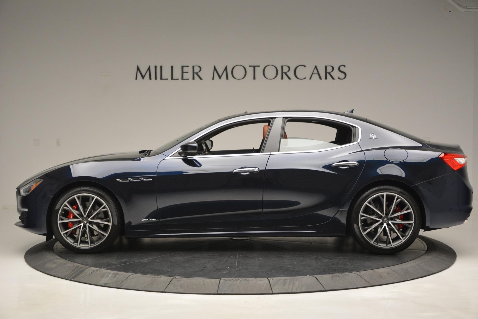 New 2019 Maserati Ghibli S Q4 GranLusso For Sale In Greenwich, CT 2882_p4