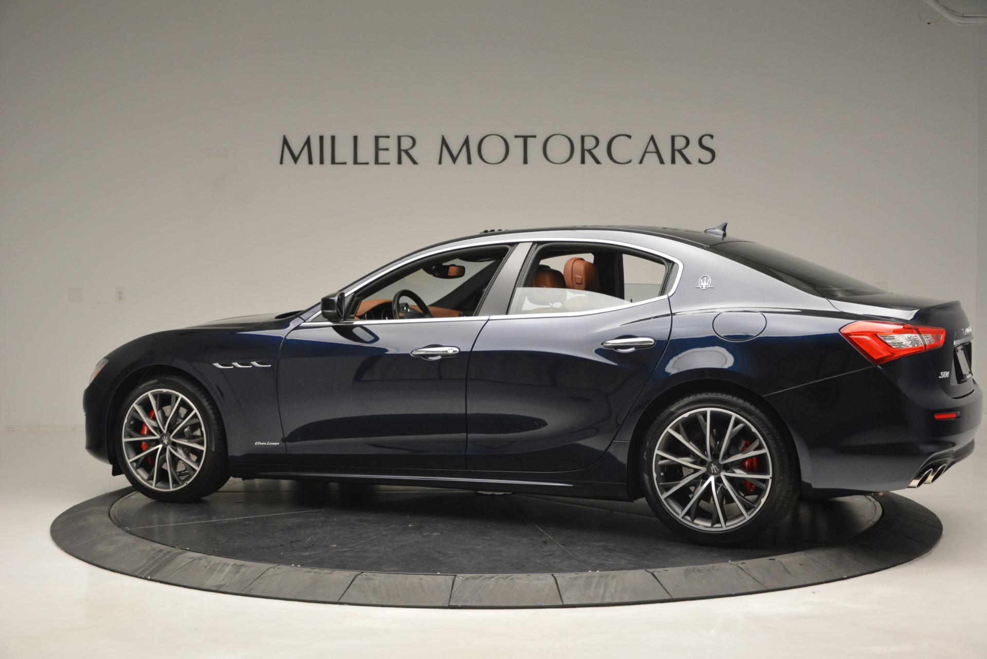 New 2019 Maserati Ghibli S Q4 GranLusso For Sale In Greenwich, CT 2882_p5