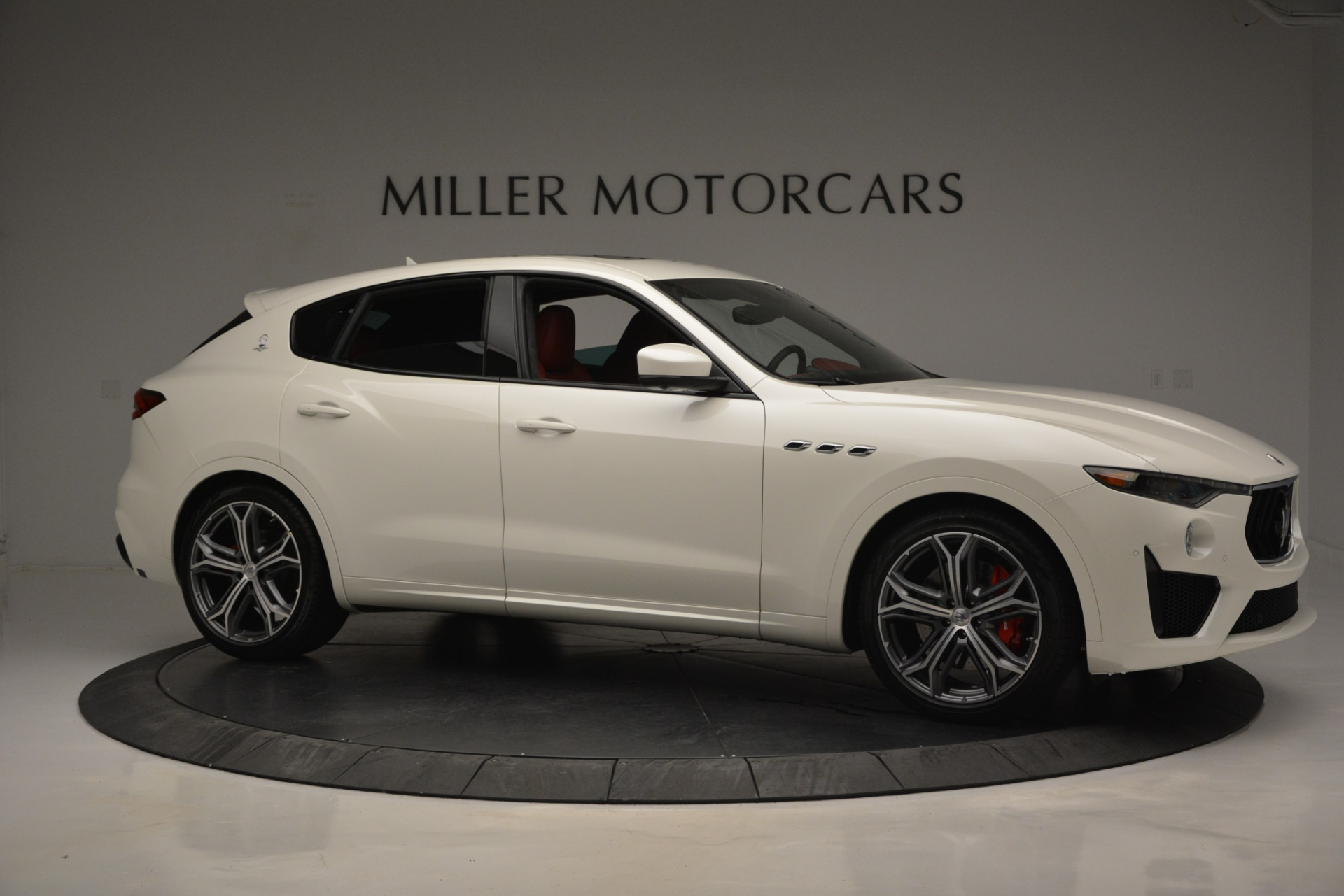 New 2019 Maserati Levante GTS For Sale In Greenwich, CT 2883_p13