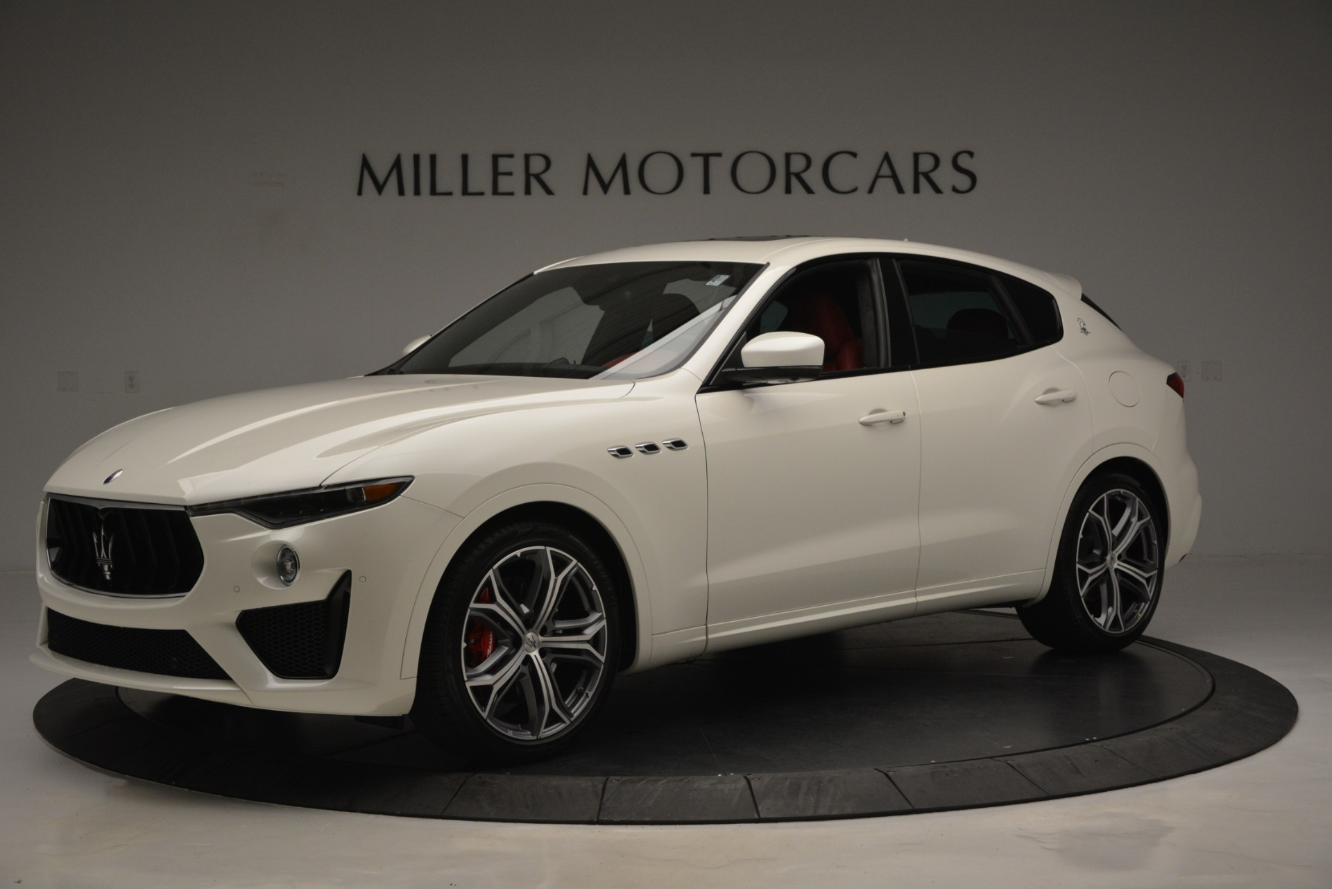 New 2019 Maserati Levante GTS For Sale In Greenwich, CT 2883_p2