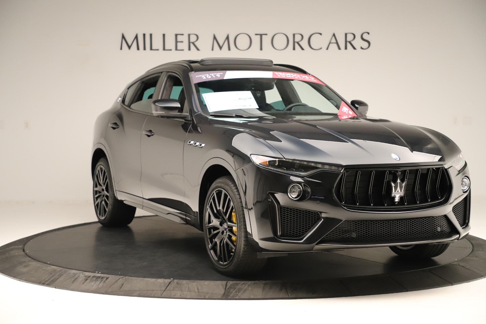New 2019 Maserati Levante Trofeo For Sale In Greenwich, CT 2884_p11