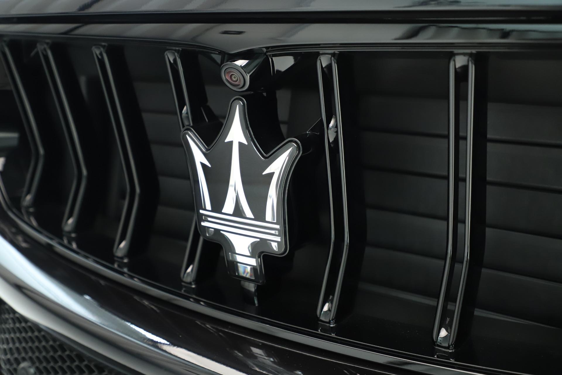 New 2019 Maserati Levante Trofeo For Sale In Greenwich, CT 2884_p36