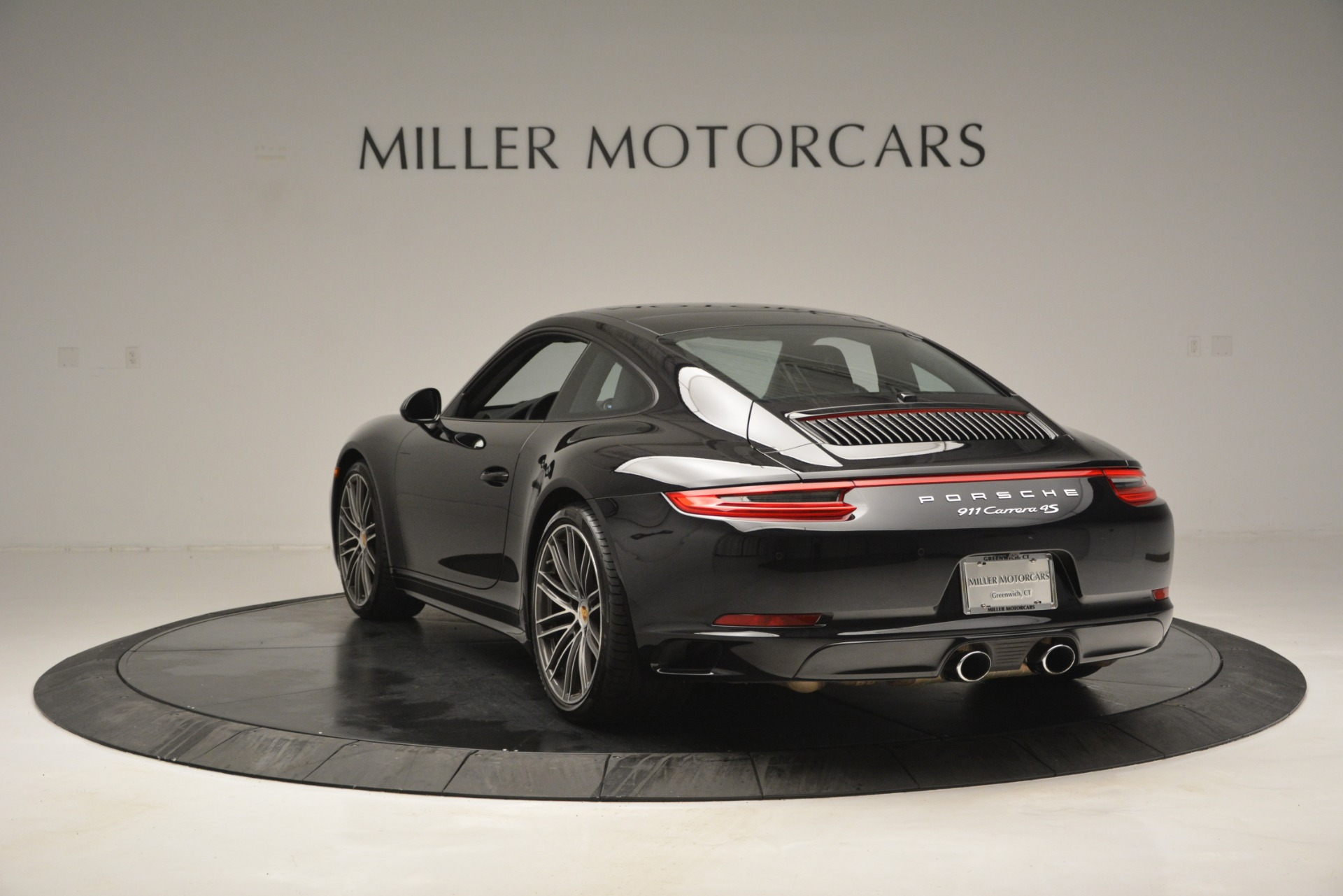 Used 2017 Porsche 911 Carrera 4S For Sale In Greenwich, CT 2887_p5