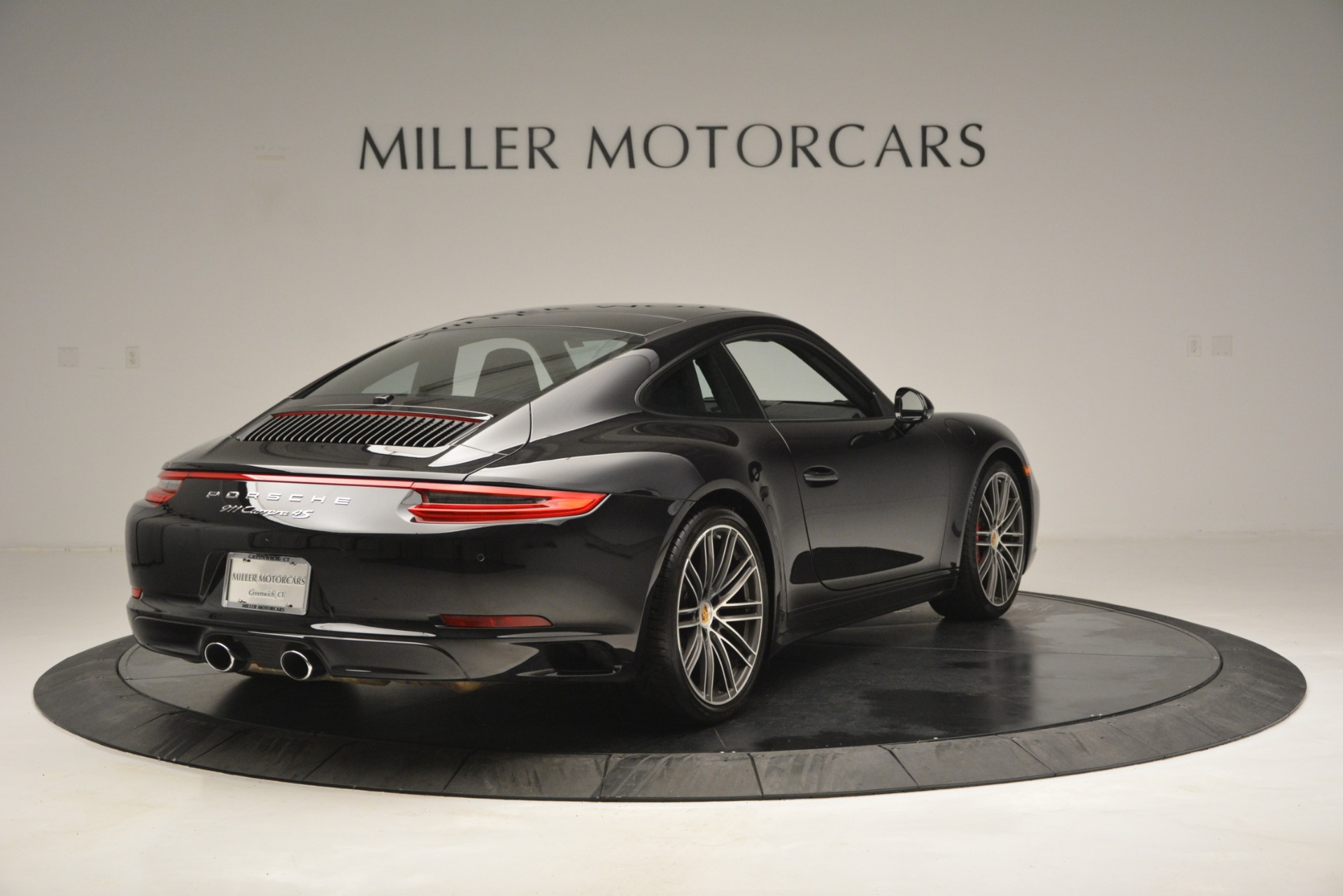 Used 2017 Porsche 911 Carrera 4S For Sale In Greenwich, CT 2887_p7