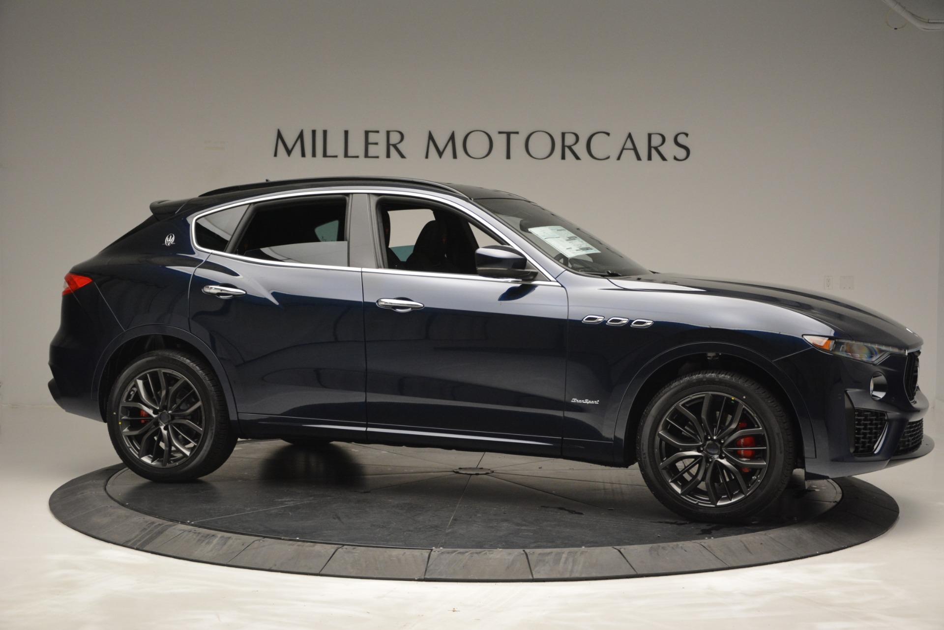 New 2019 Maserati Levante Q4 GranSport For Sale In Greenwich, CT 2888_p14