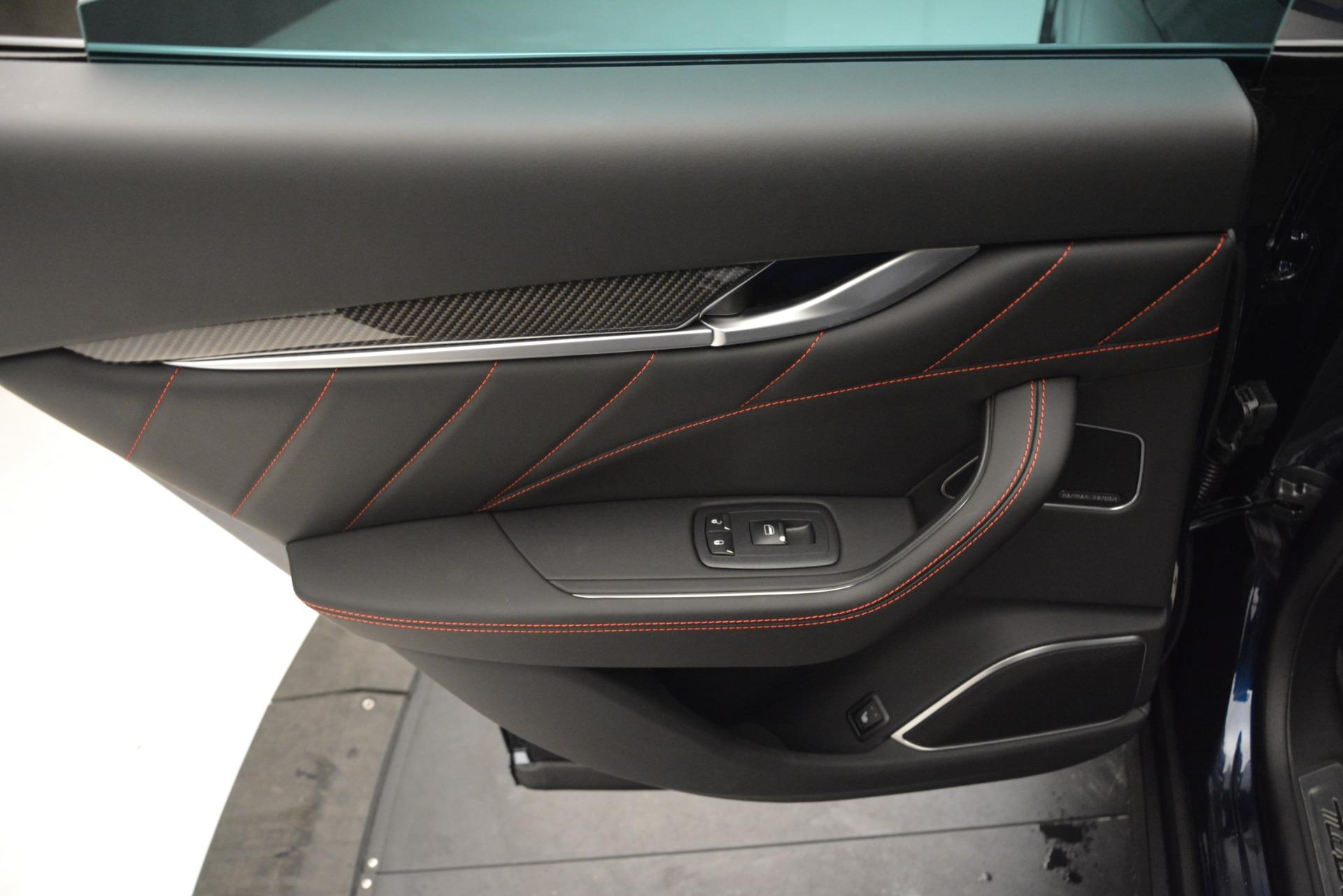 New 2019 Maserati Levante Q4 GranSport For Sale In Greenwich, CT 2888_p23