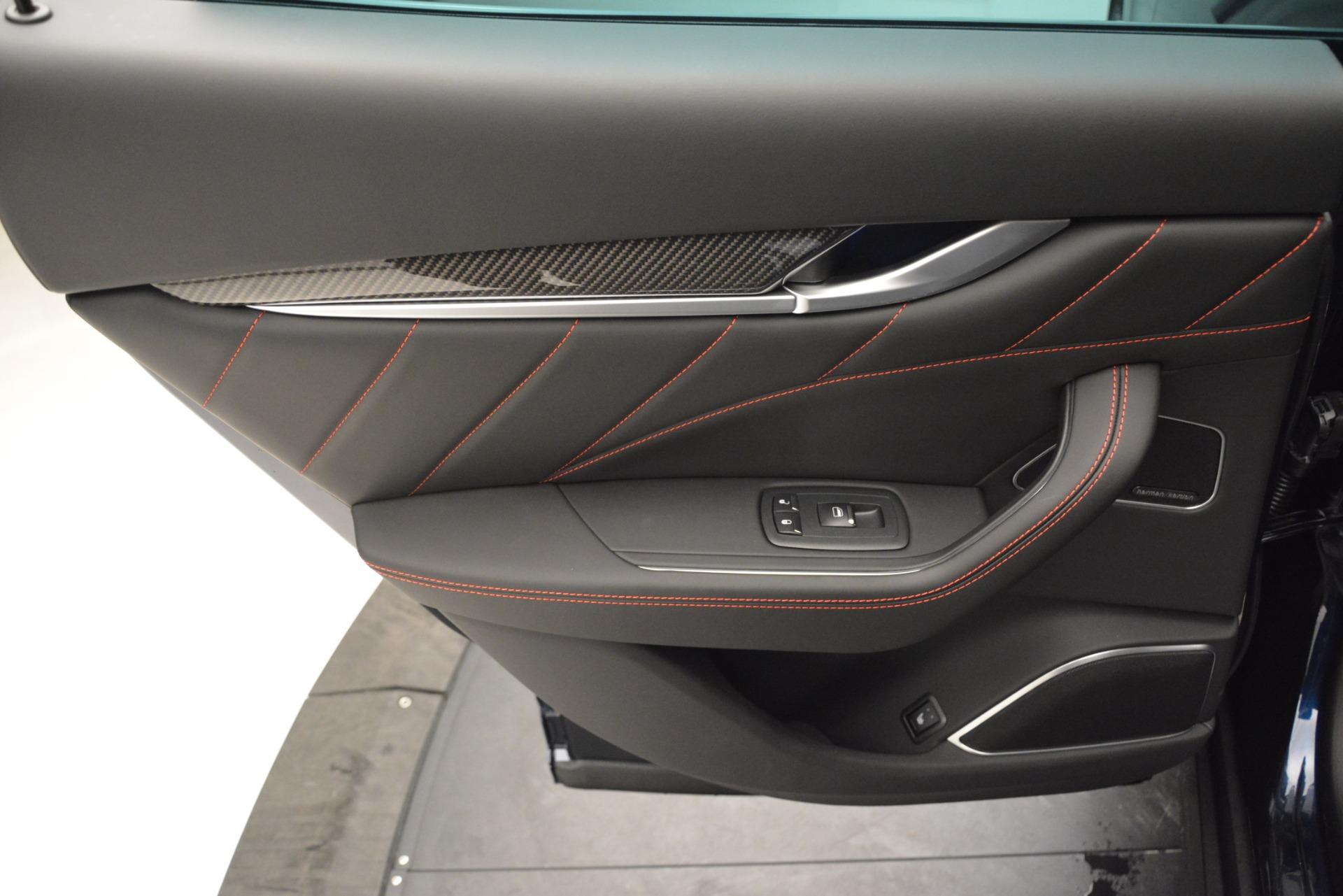 New 2019 Maserati Levante Q4 GranSport For Sale In Greenwich, CT 2888_p24