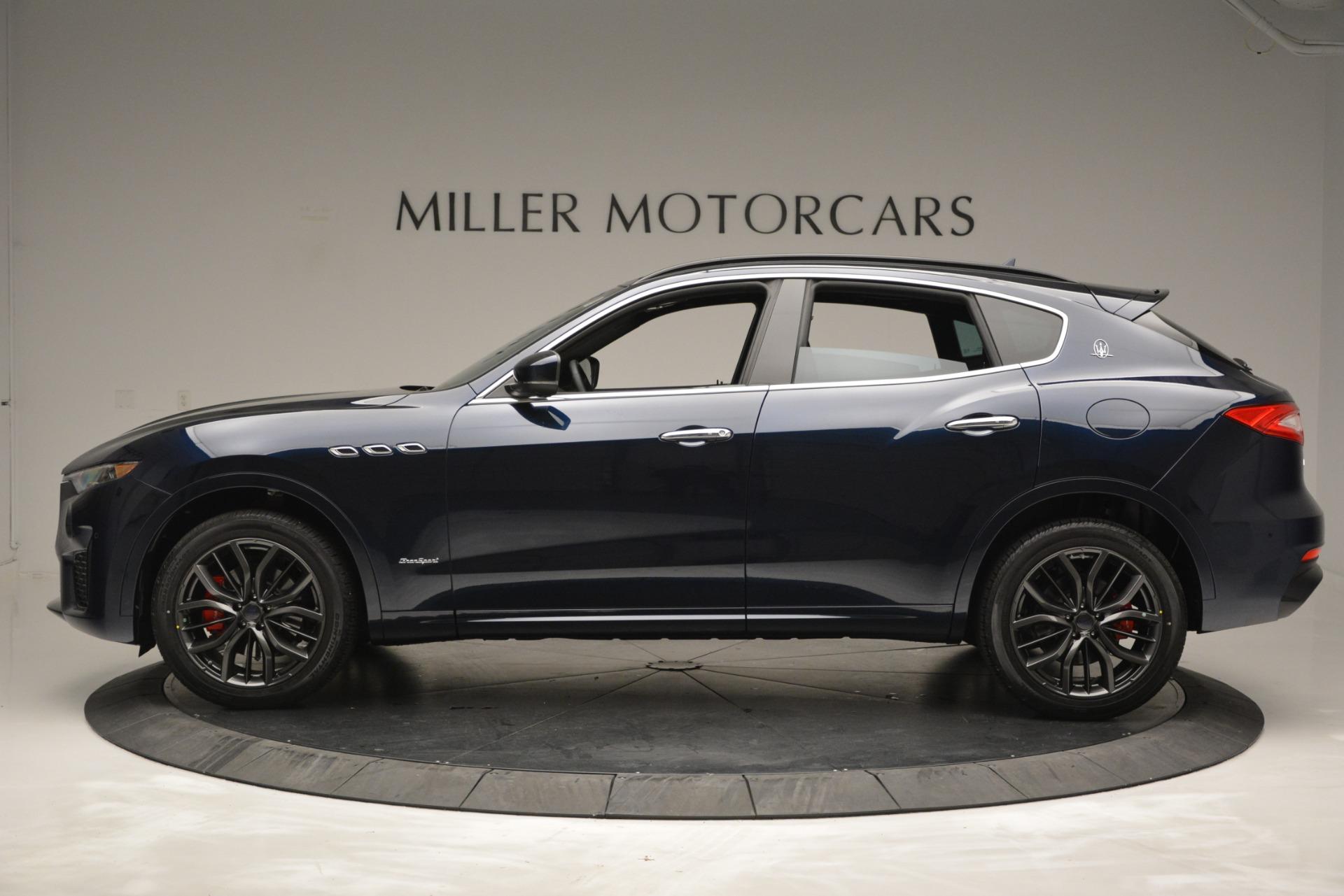 New 2019 Maserati Levante Q4 GranSport For Sale In Greenwich, CT 2888_p4