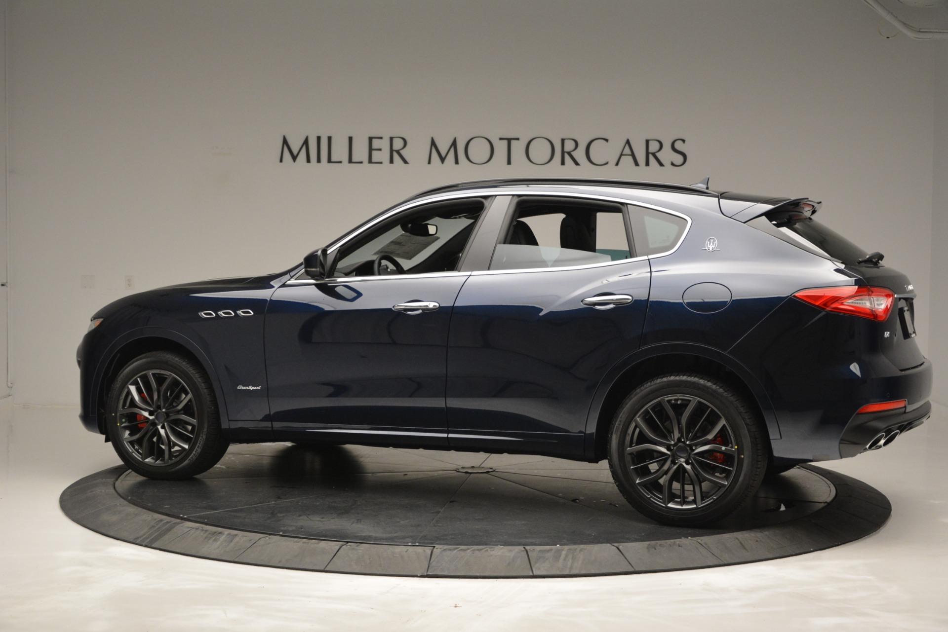New 2019 Maserati Levante Q4 GranSport For Sale In Greenwich, CT 2888_p5