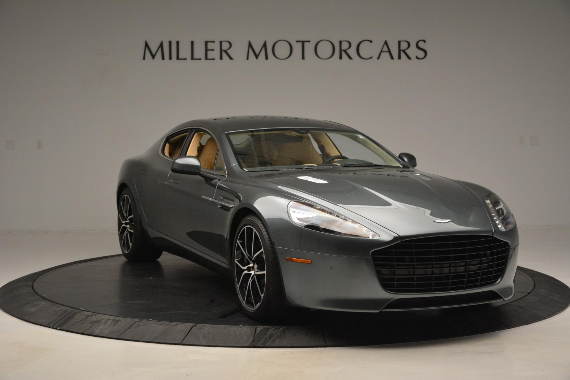 Used 2017 Aston Martin Rapide S Sedan For Sale In Greenwich, CT 2889_p11