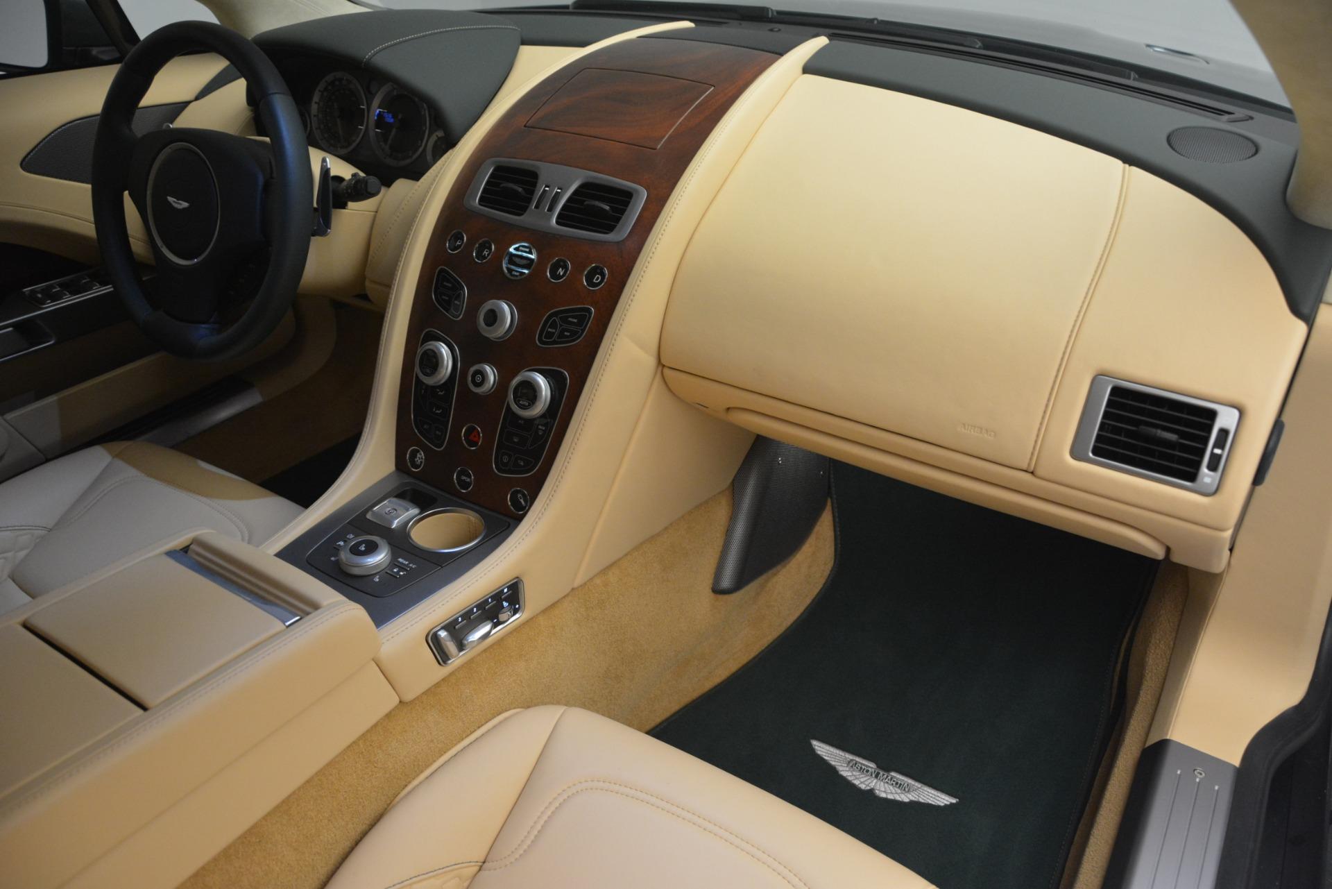 Used 2017 Aston Martin Rapide S Sedan For Sale In Greenwich, CT 2889_p21