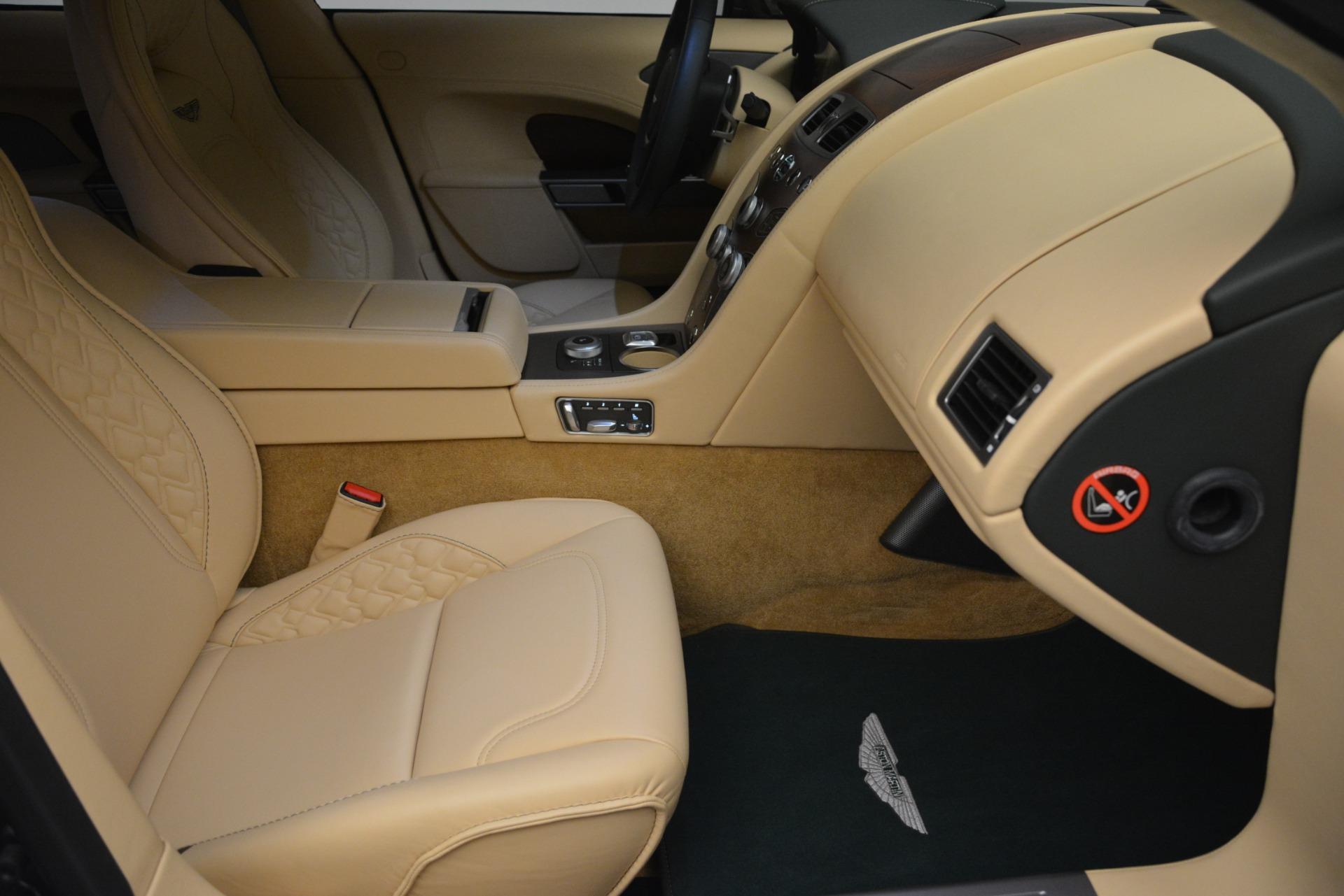Used 2017 Aston Martin Rapide S Sedan For Sale In Greenwich, CT 2889_p22