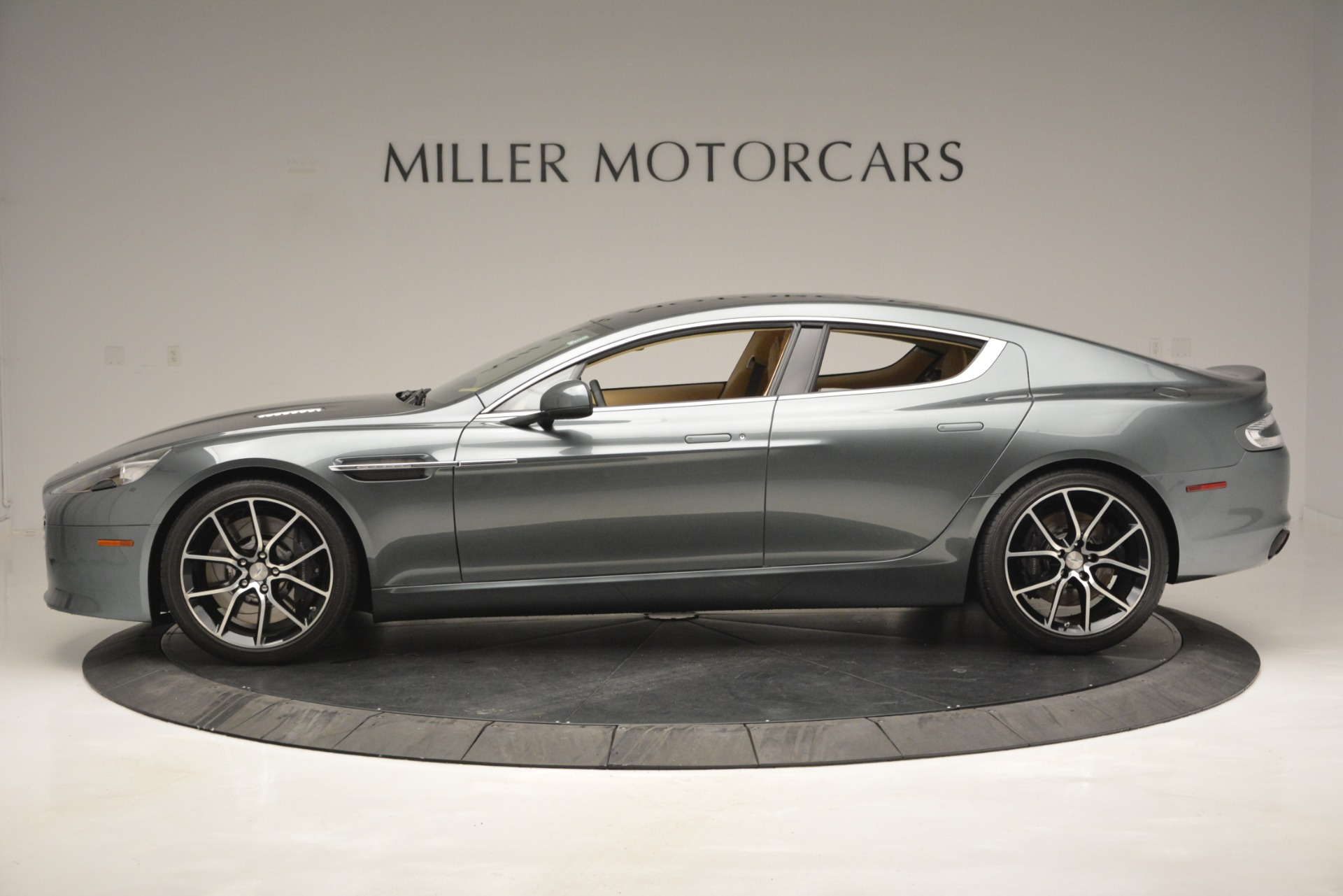 Used 2017 Aston Martin Rapide S Sedan For Sale In Greenwich, CT 2889_p3
