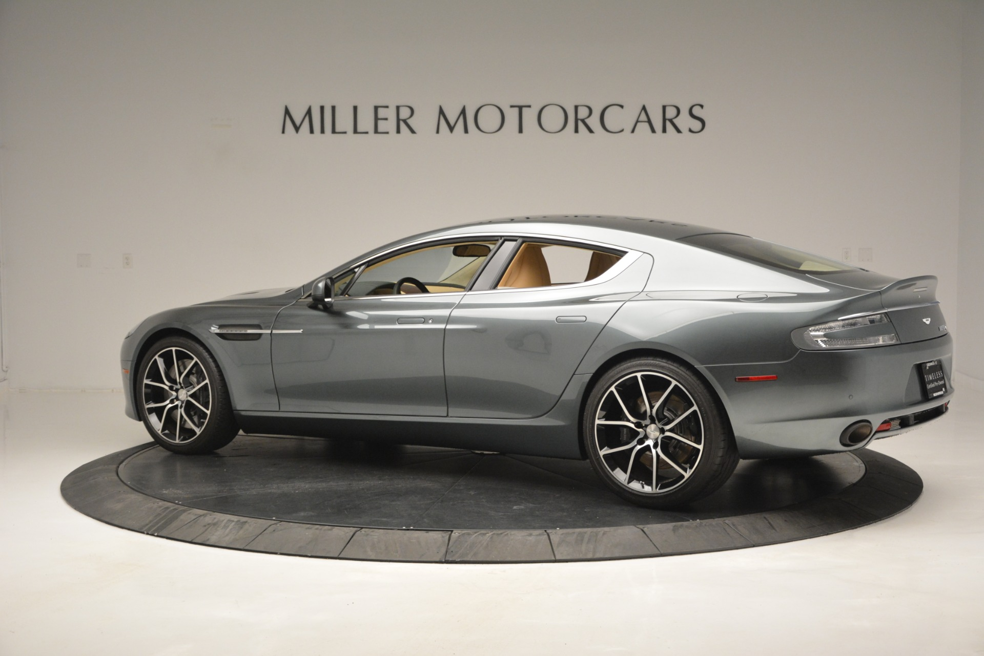 Used 2017 Aston Martin Rapide S Sedan For Sale In Greenwich, CT 2889_p4