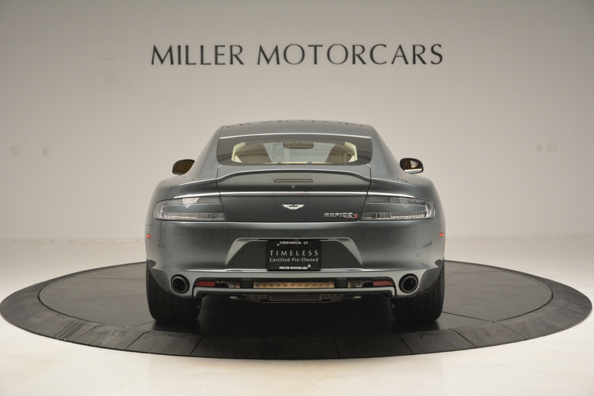 Used 2017 Aston Martin Rapide S Sedan For Sale In Greenwich, CT 2889_p6