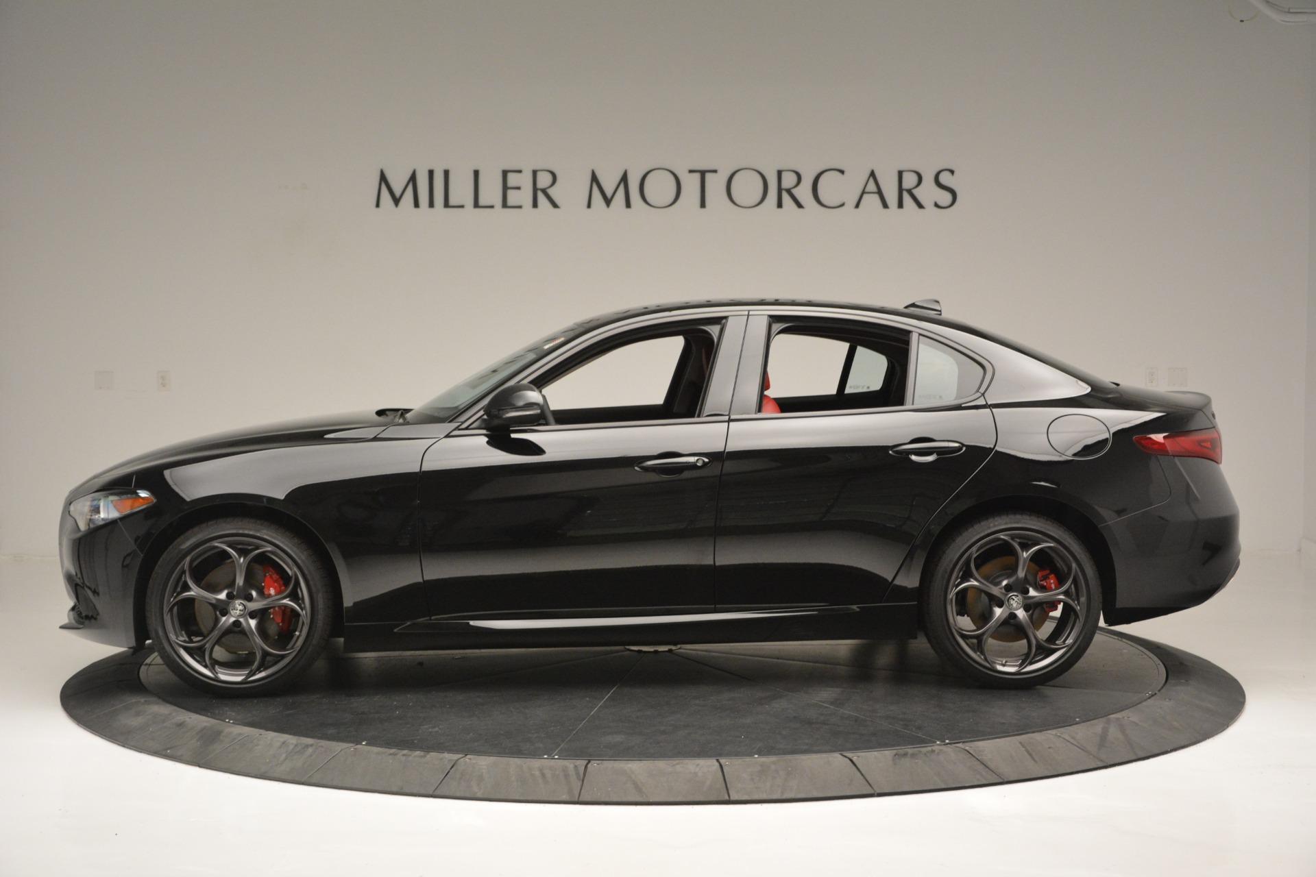 New 2019 Alfa Romeo Giulia Q4 For Sale In Greenwich, CT 2892_p3